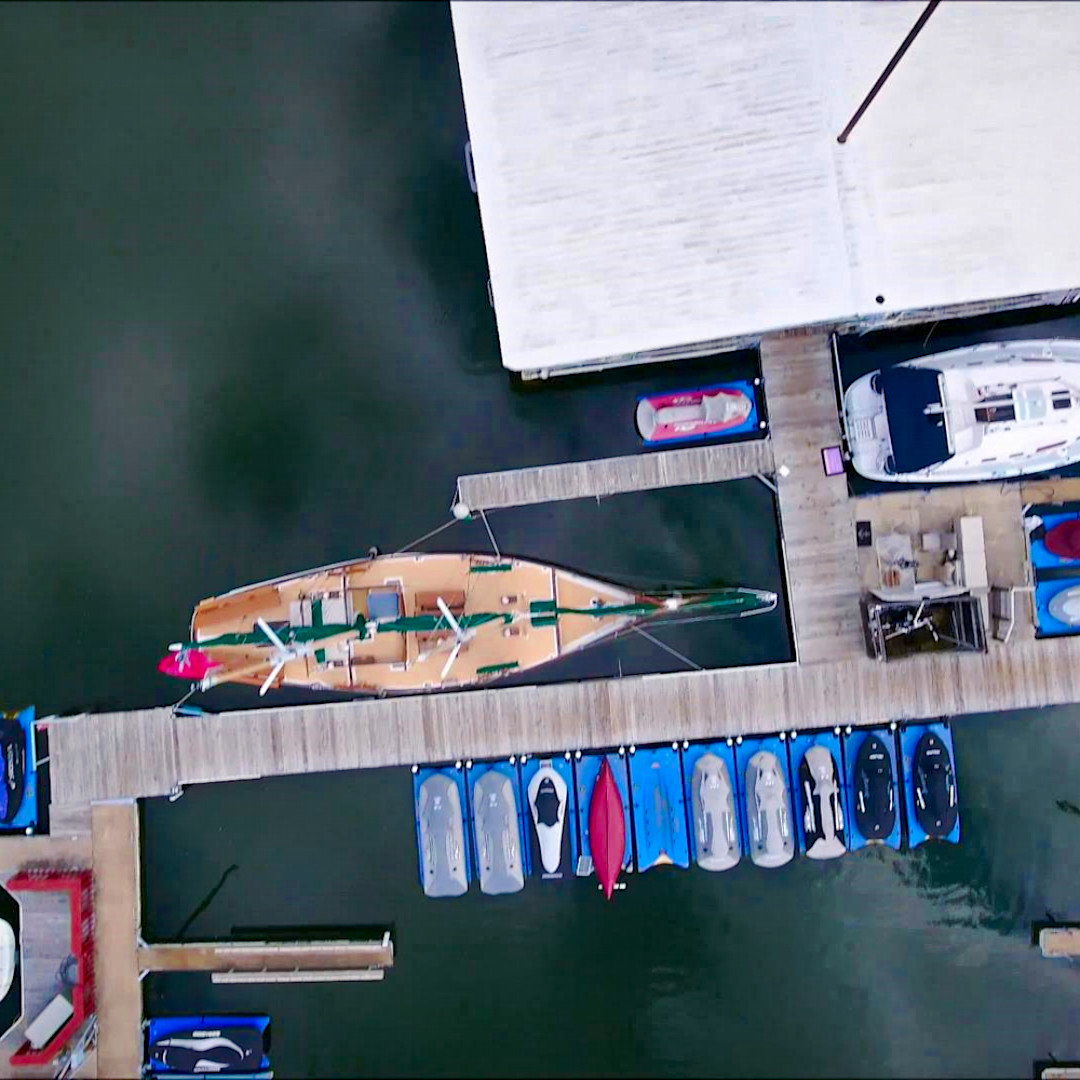 Birds eye of boats6 vvjls4