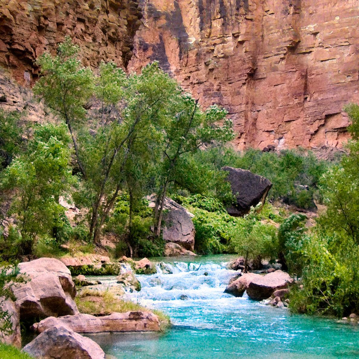 Havasu creek df0ph9