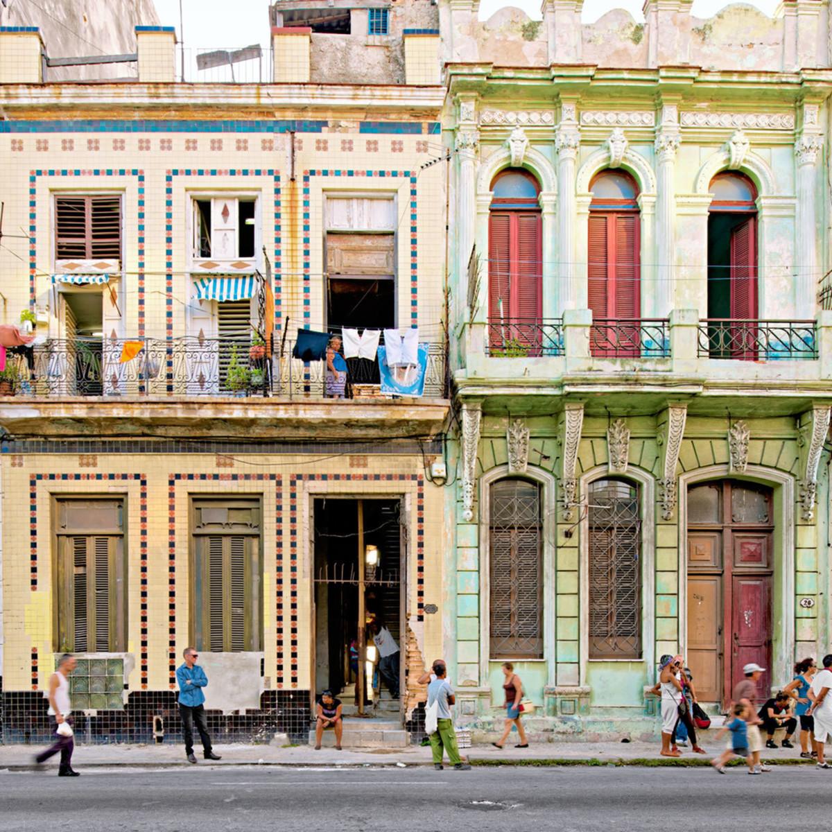 Havana street life h4hcns