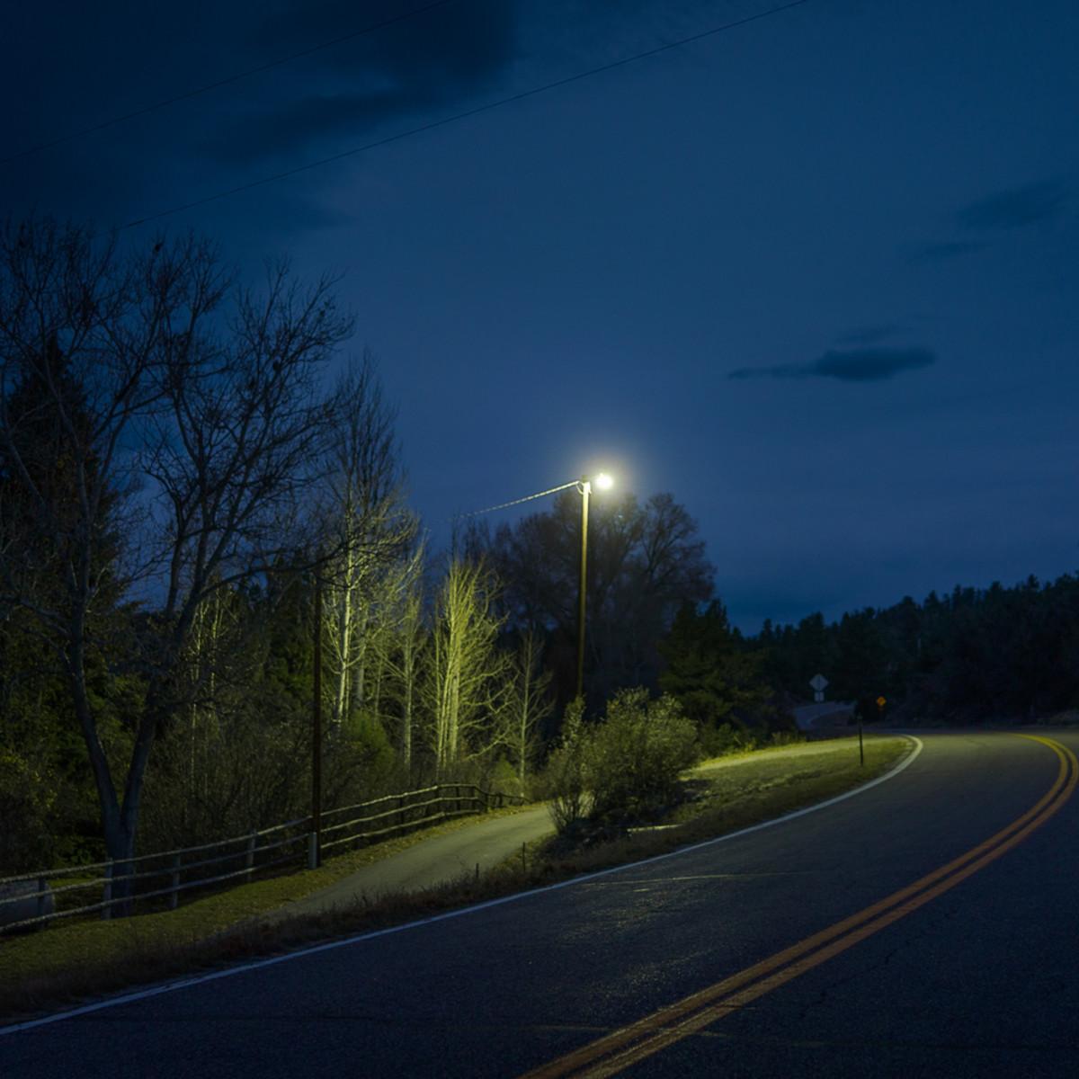 Highway 67 colorado  vw0vqv