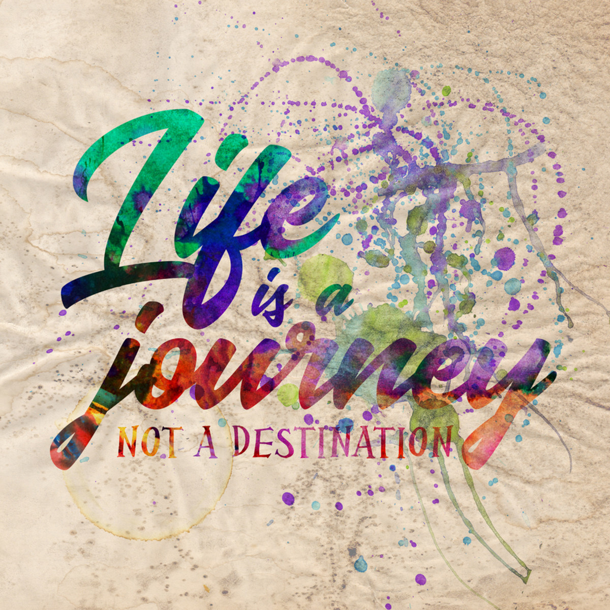 Life in a journey v2wgaq