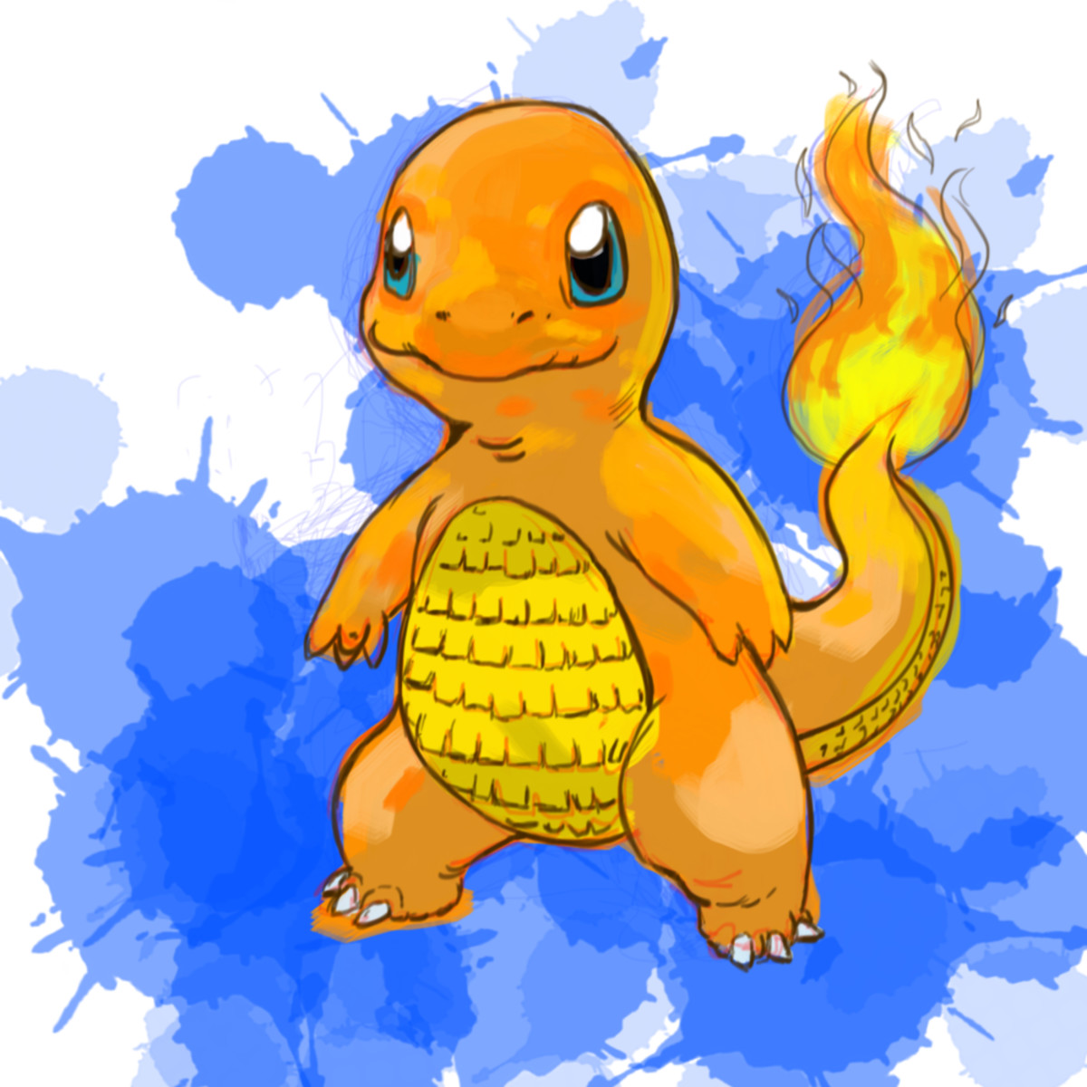 2 4 20 digital drawing 25 pokemon charmander 1 t2gkip