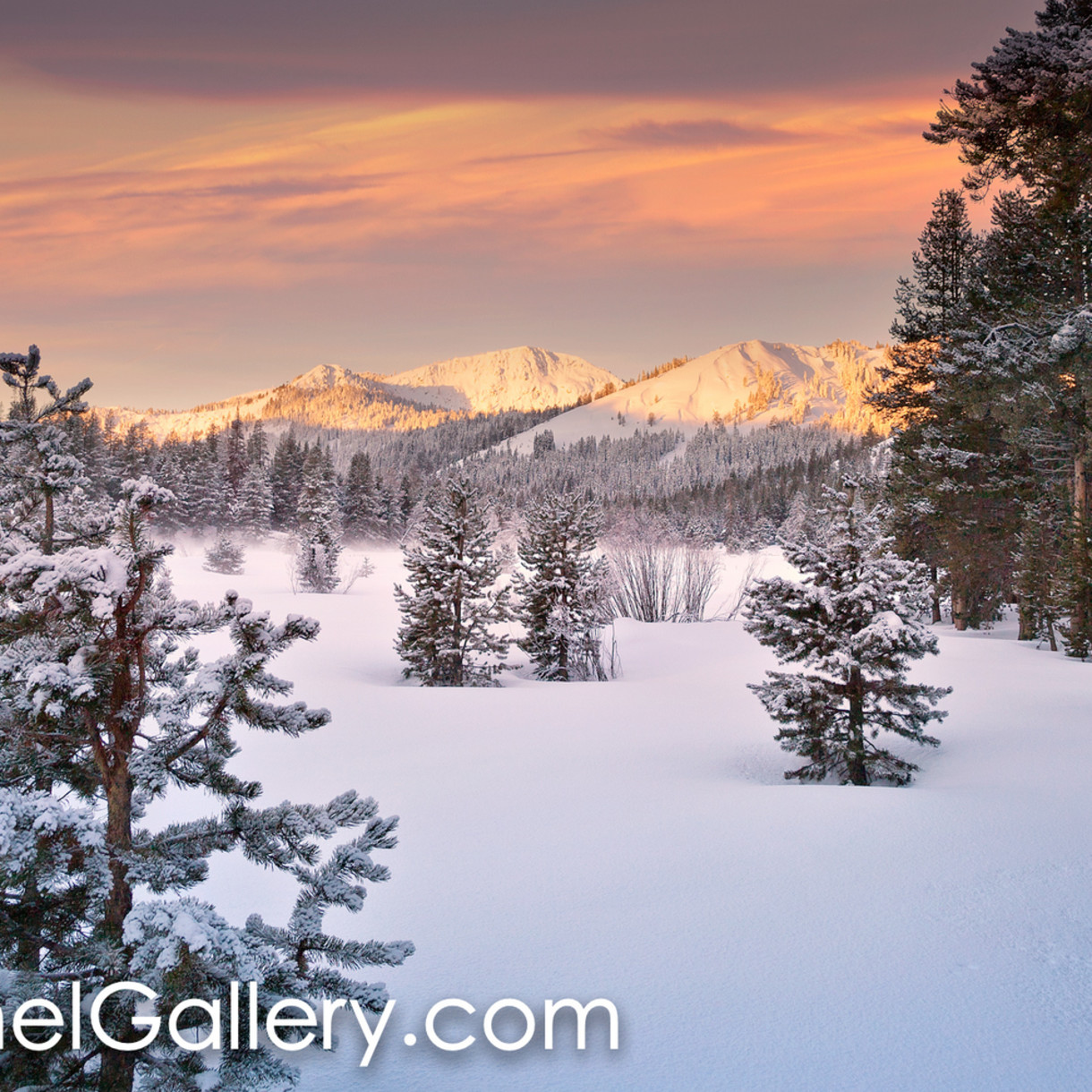 Euer valley winter view xlh60q