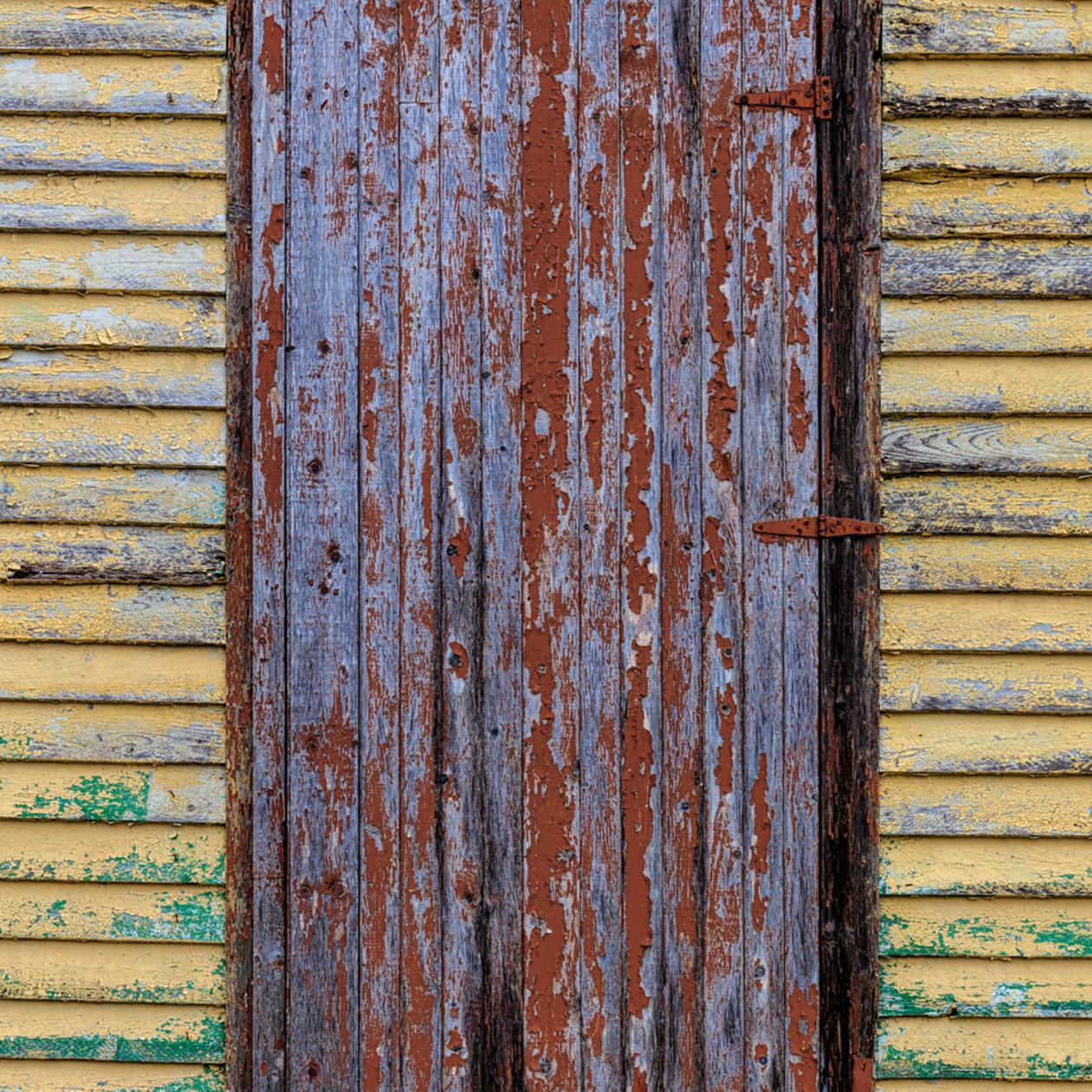 Old door izffkg