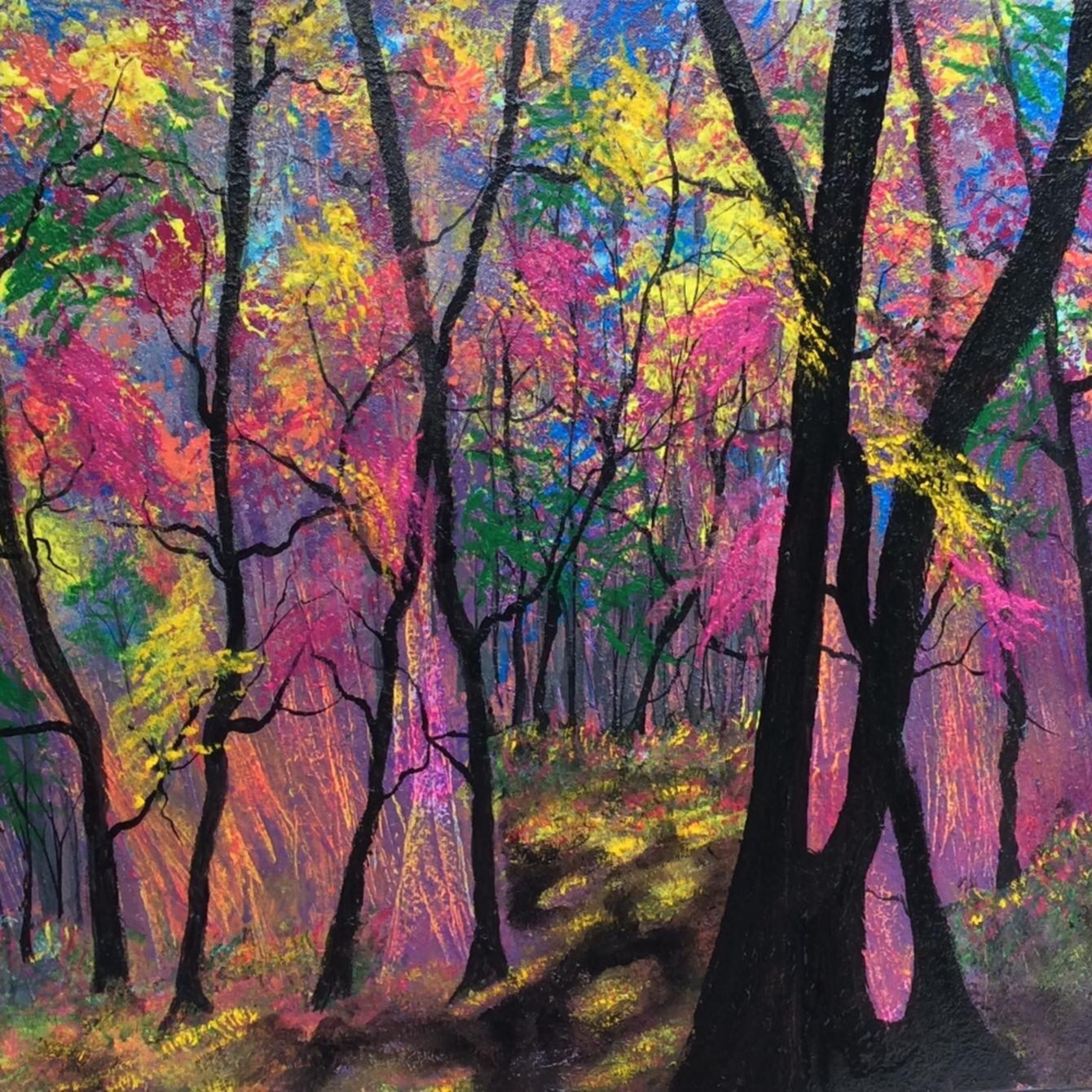Fantasy forest 2 szbvxv