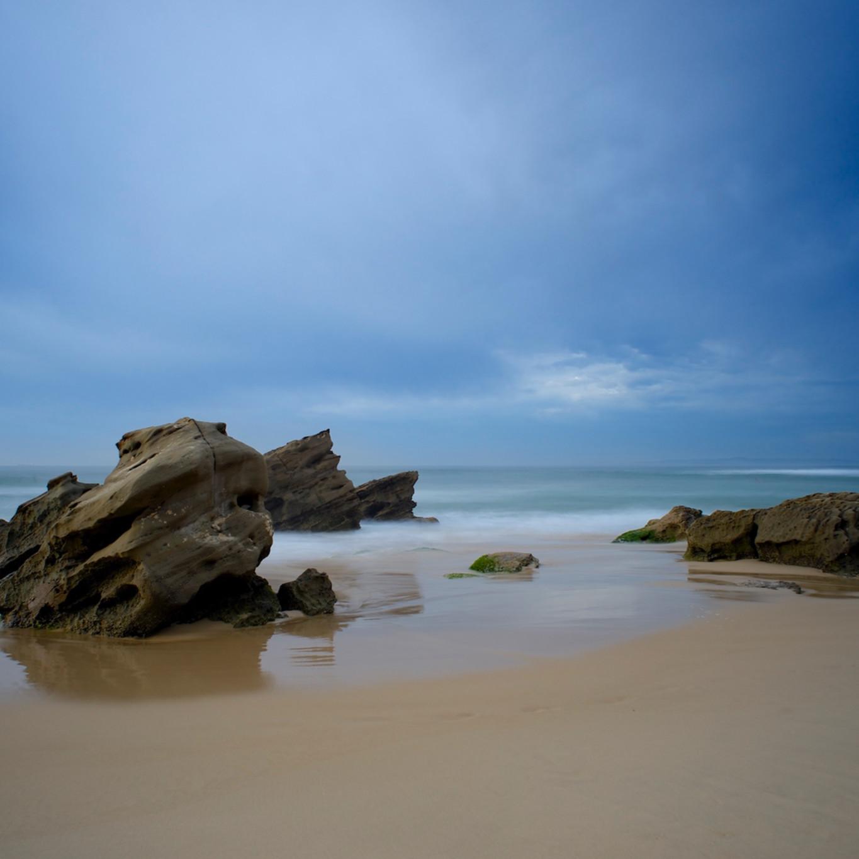 Serene stones redhead beach newcastle nsw australia lqisnd