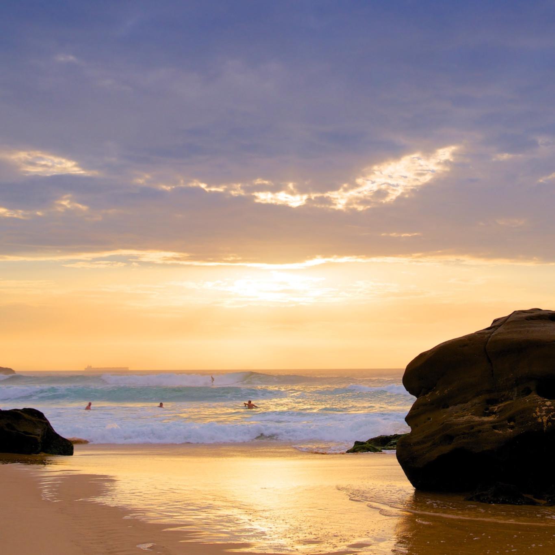 Redhead beach dawn redhead newcastle nsw australia pkizfw
