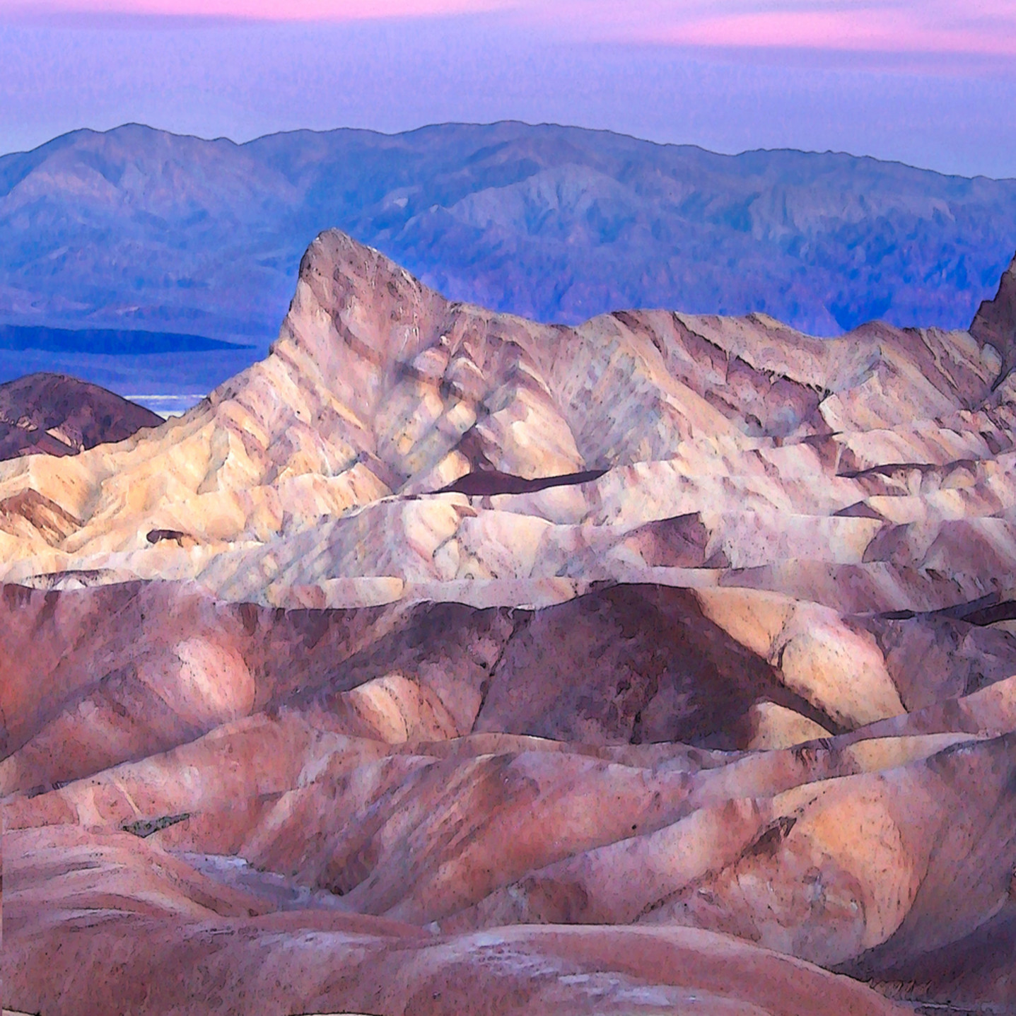 Sunrise zabriske point ywiygr