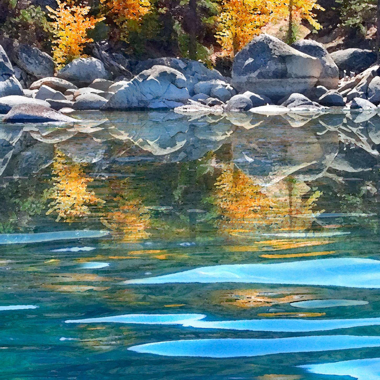 Aspen reflection w6zcdn