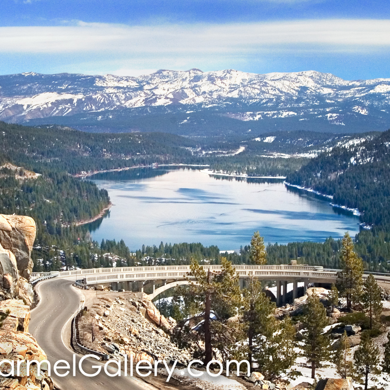 Old 40 and donner lake loofkq