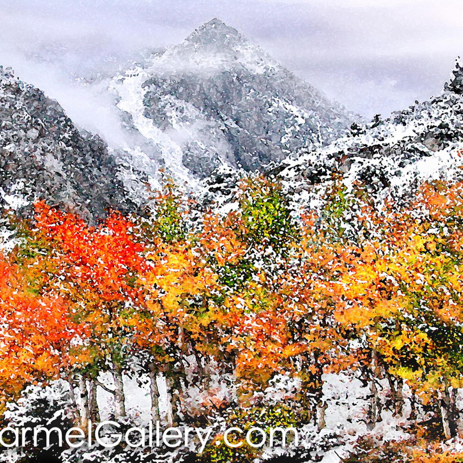 Autumn snow txwfn2