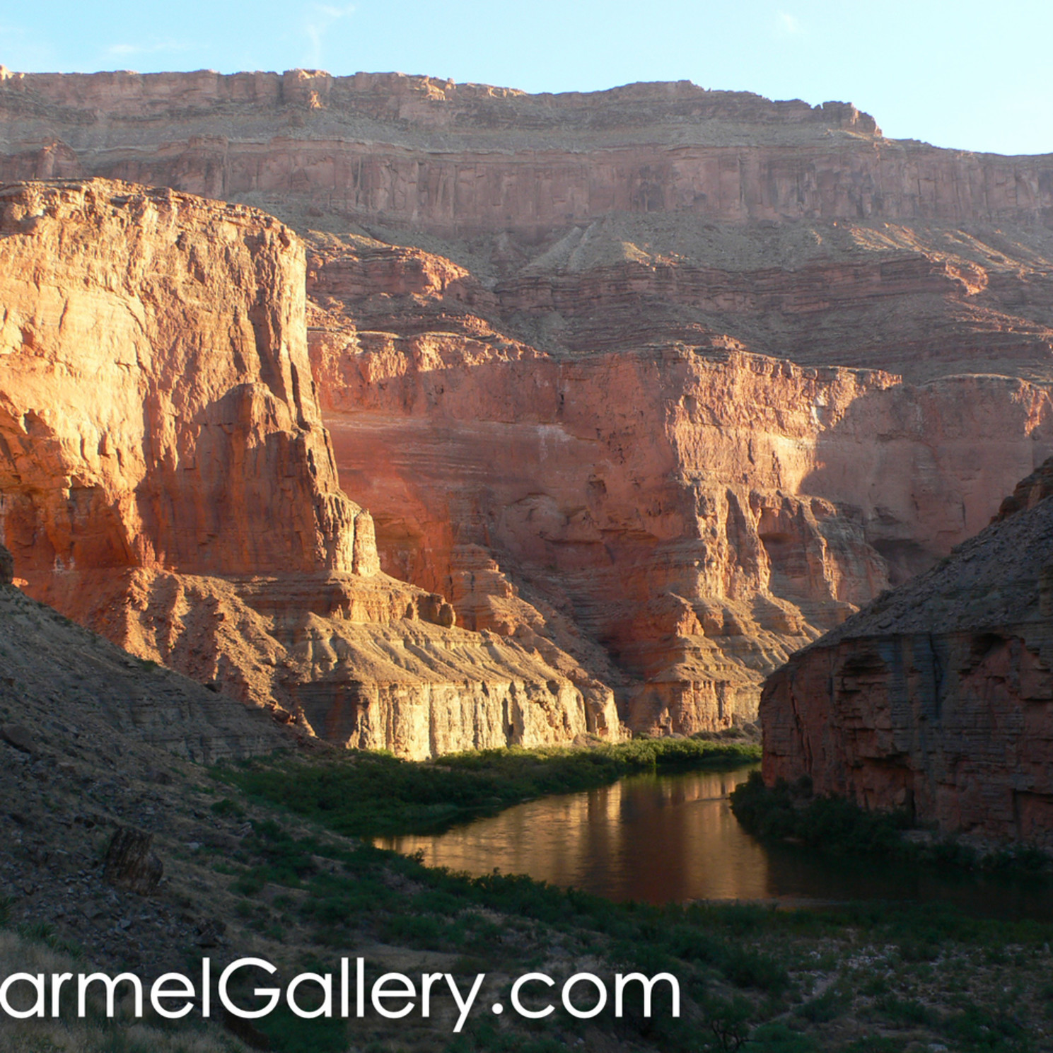 Morning light grand canyon durytr
