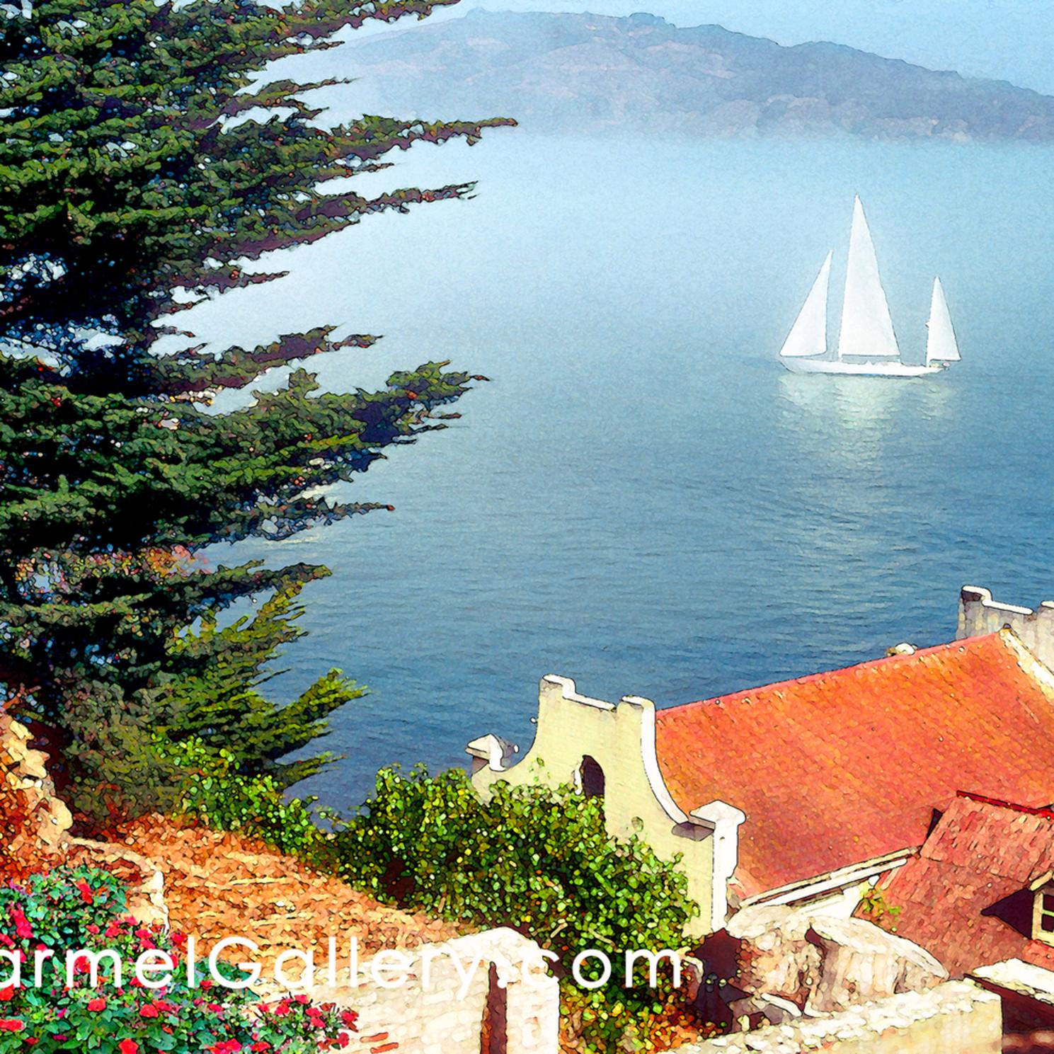 Bay sailing rgi0dr