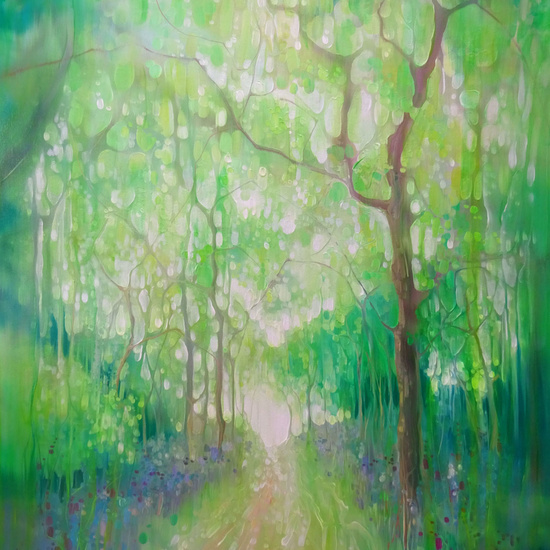 Green forest calling 72 bzenef