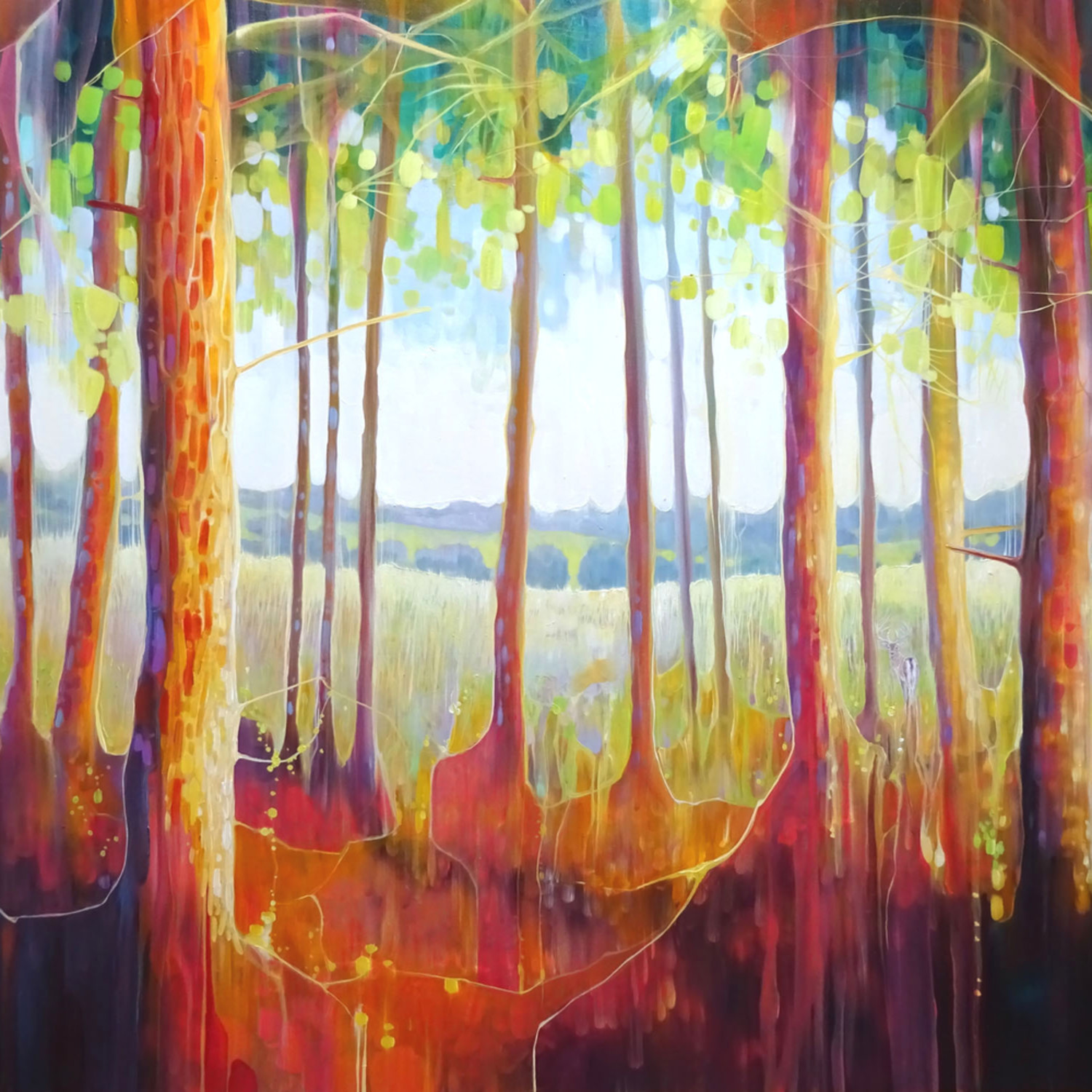 Out of the forest by gill bustamante 72 yica3s