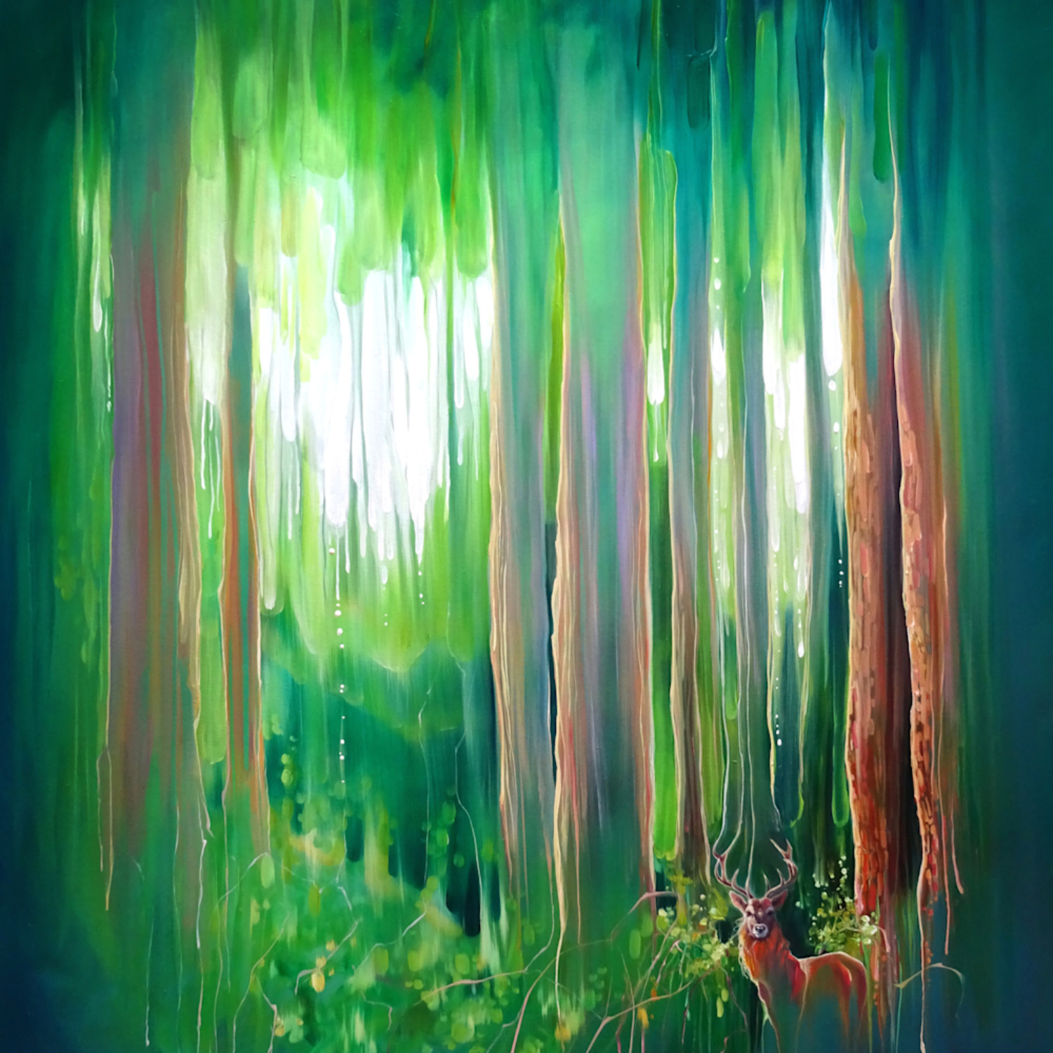 Deep in the green wood 72 lbzwhr