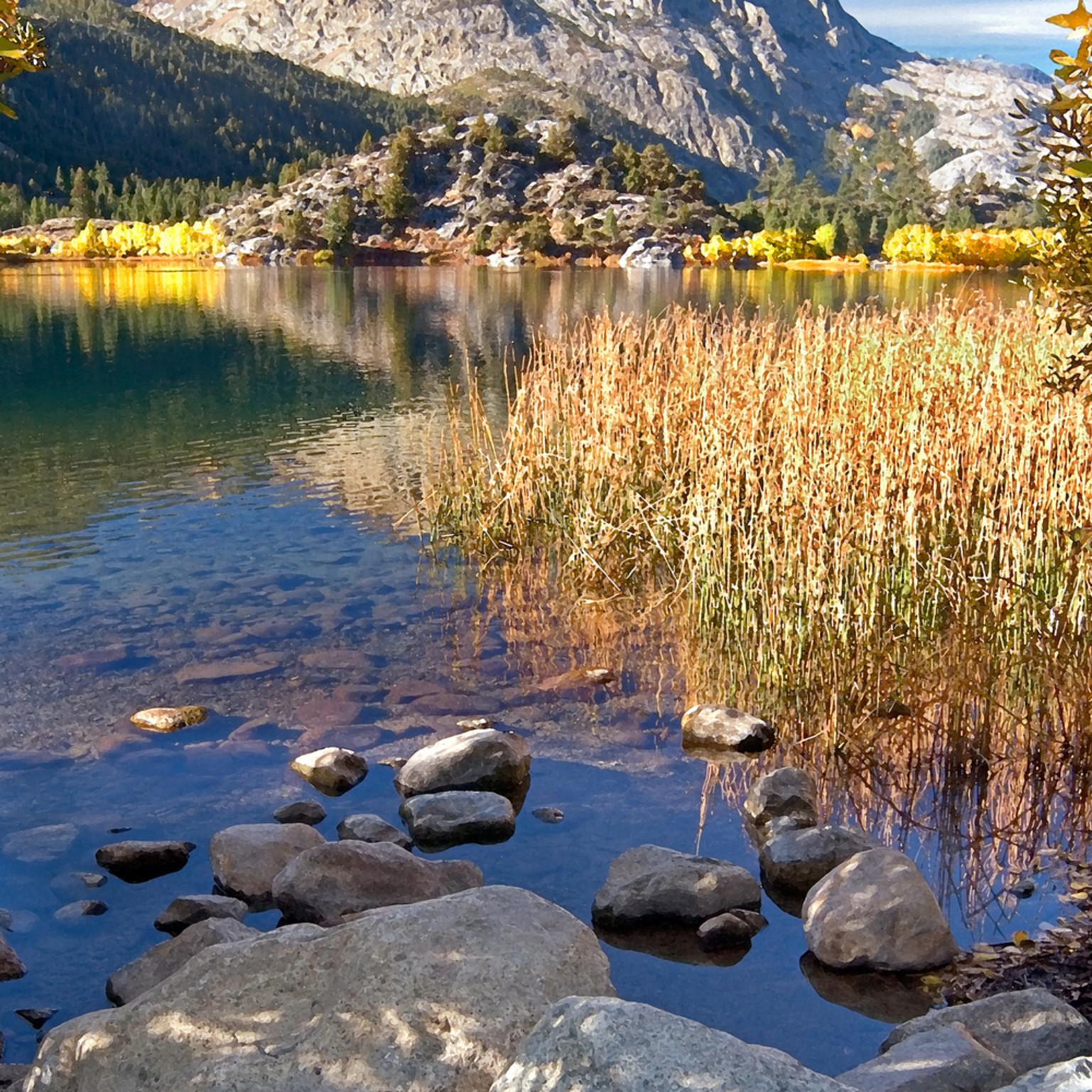 Carson peak and gull lake infmnt