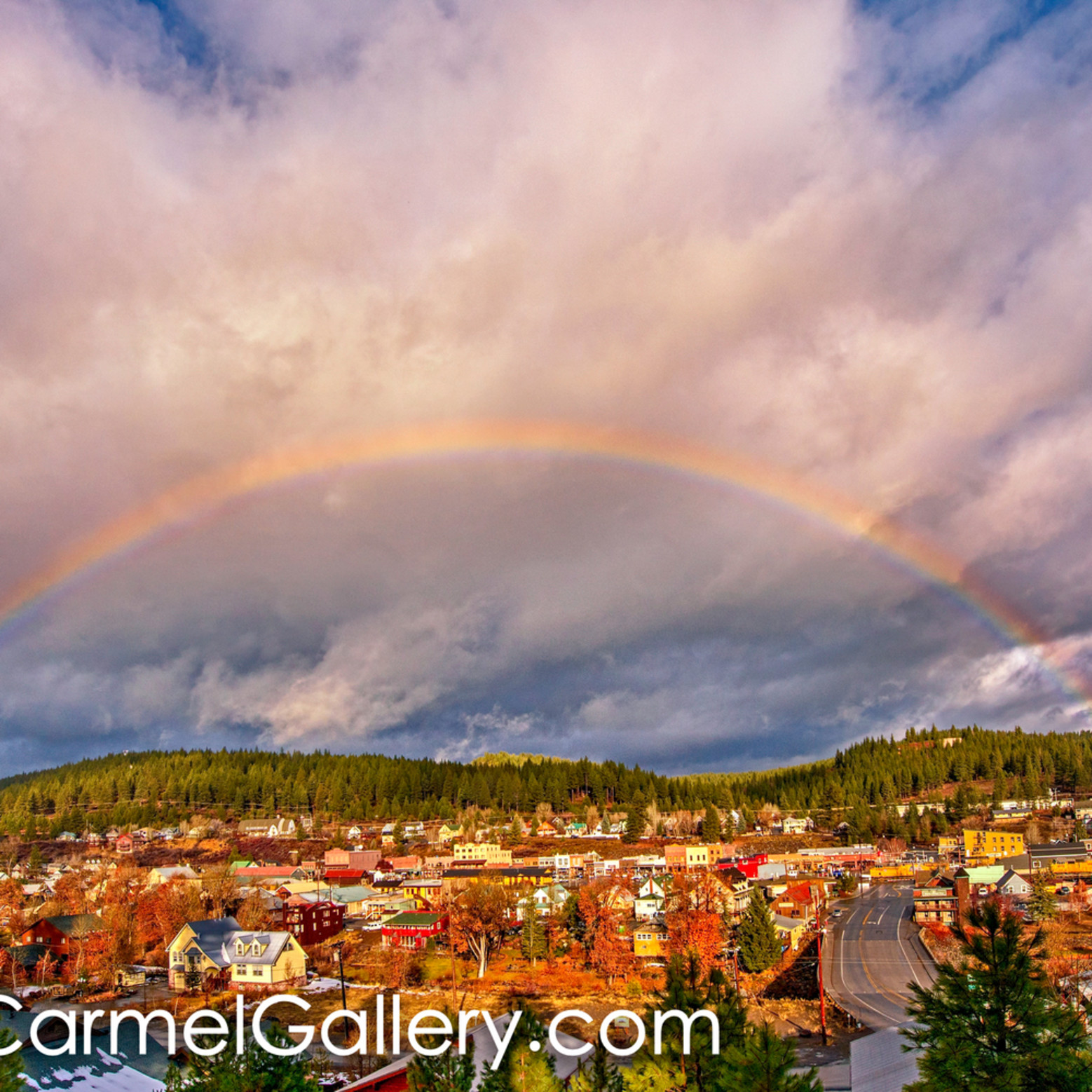Clearing storm downtown truckee dasqcu