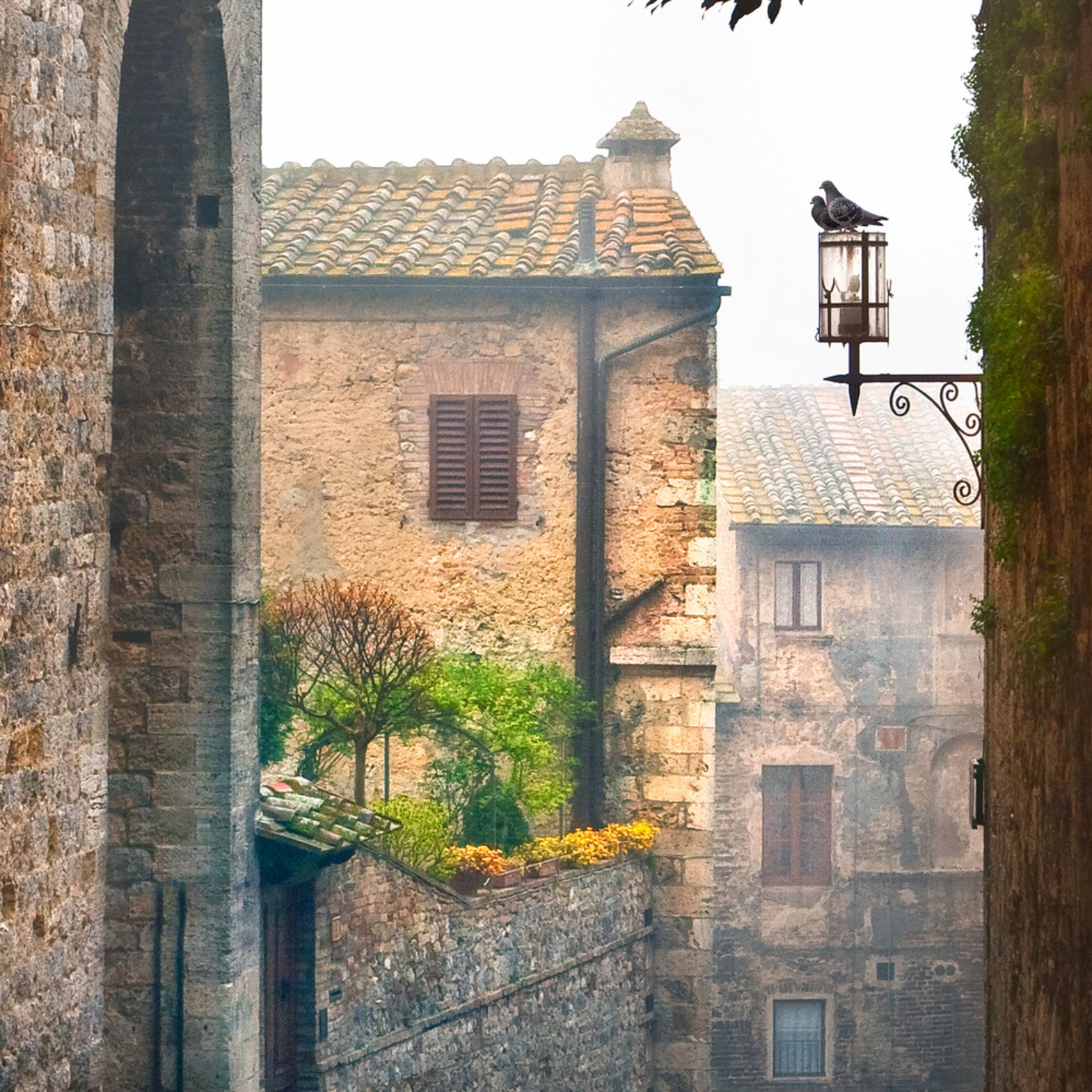 Quiet streets of san gigminano pd7b3y