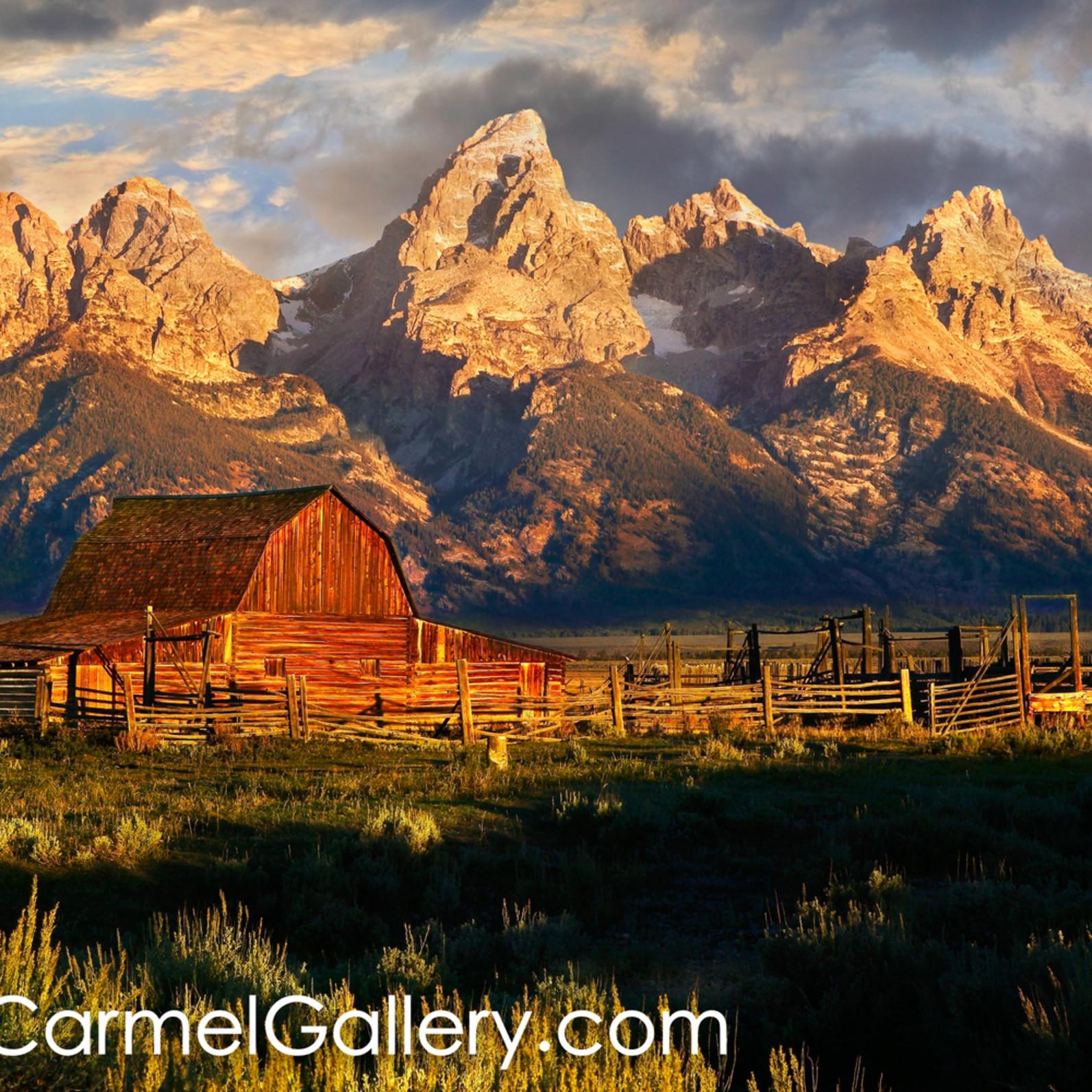 Teton sunrise jfwt8p