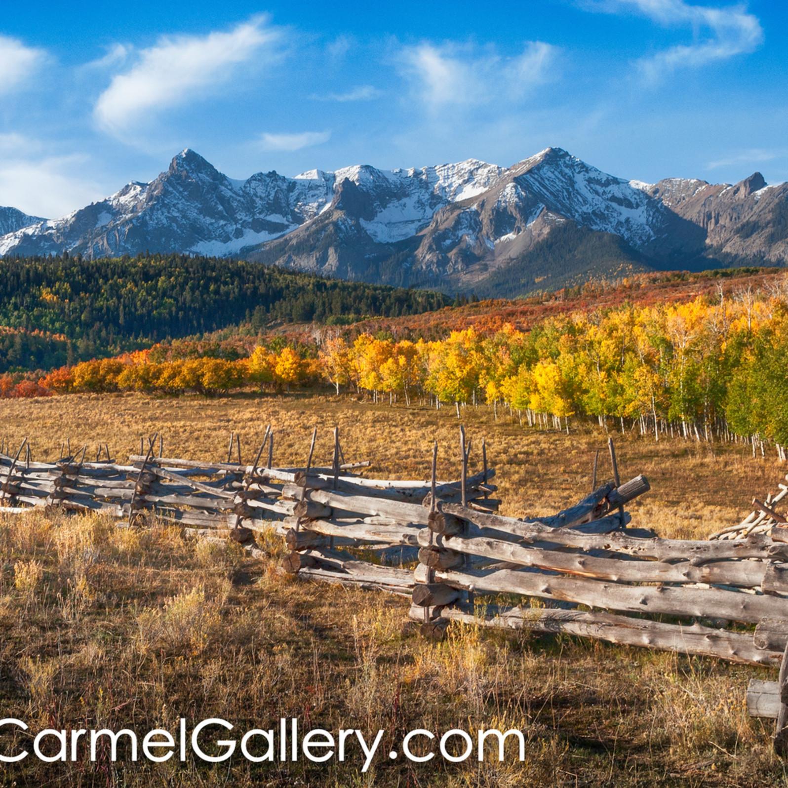 Autumn rocky mountains wittfq