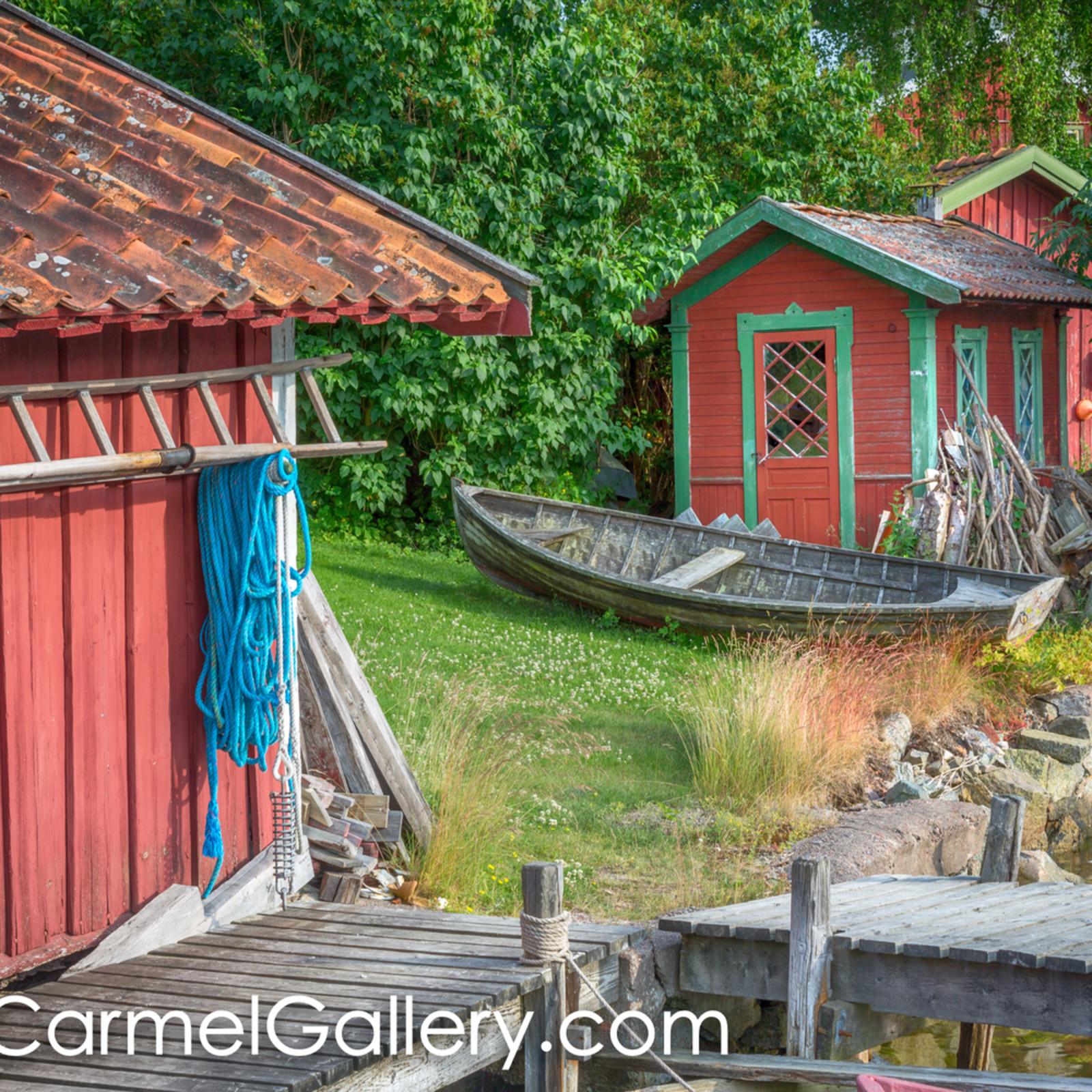 Vaxholm fishing villa alktd1