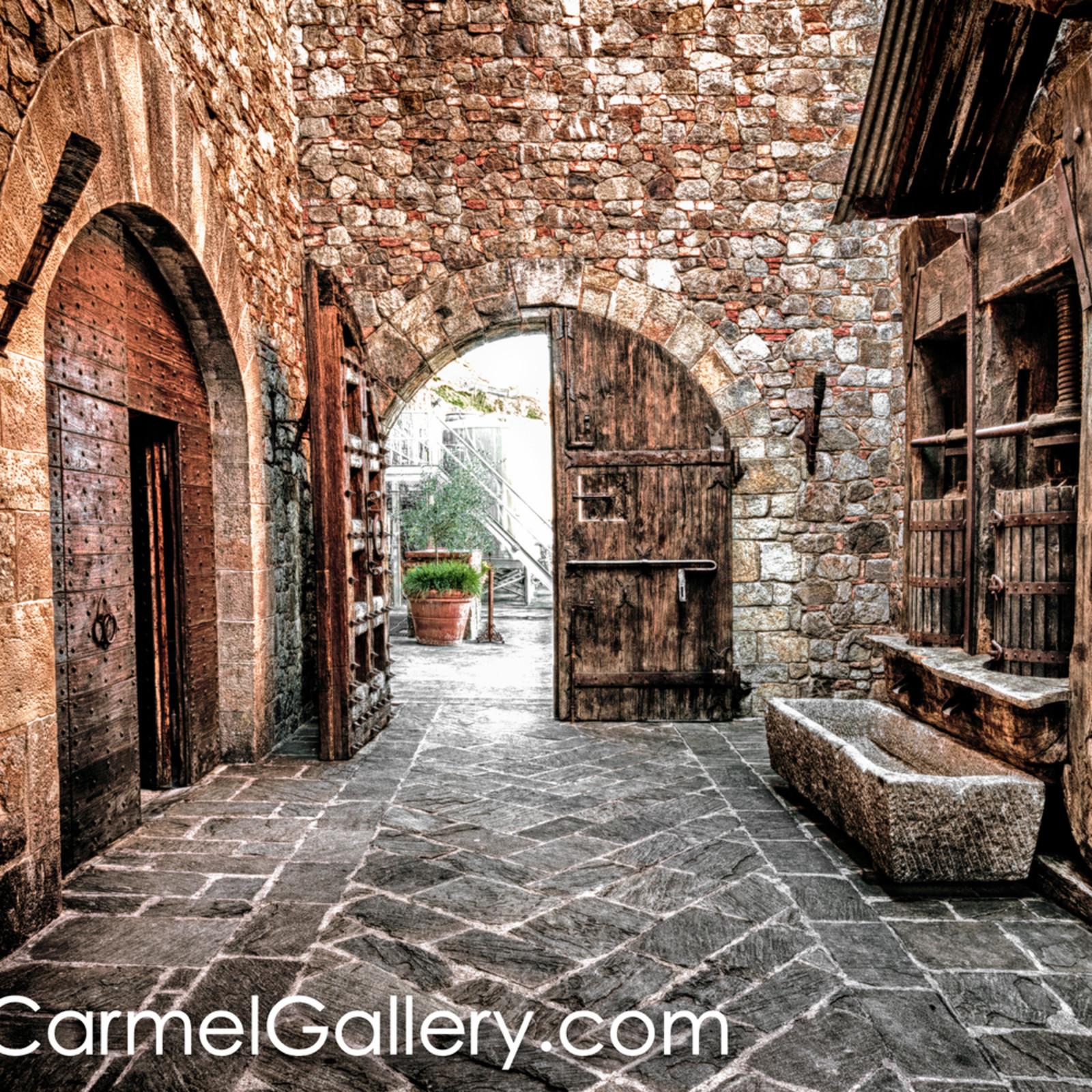 Medieval world i castello di amorosa aqwsbk
