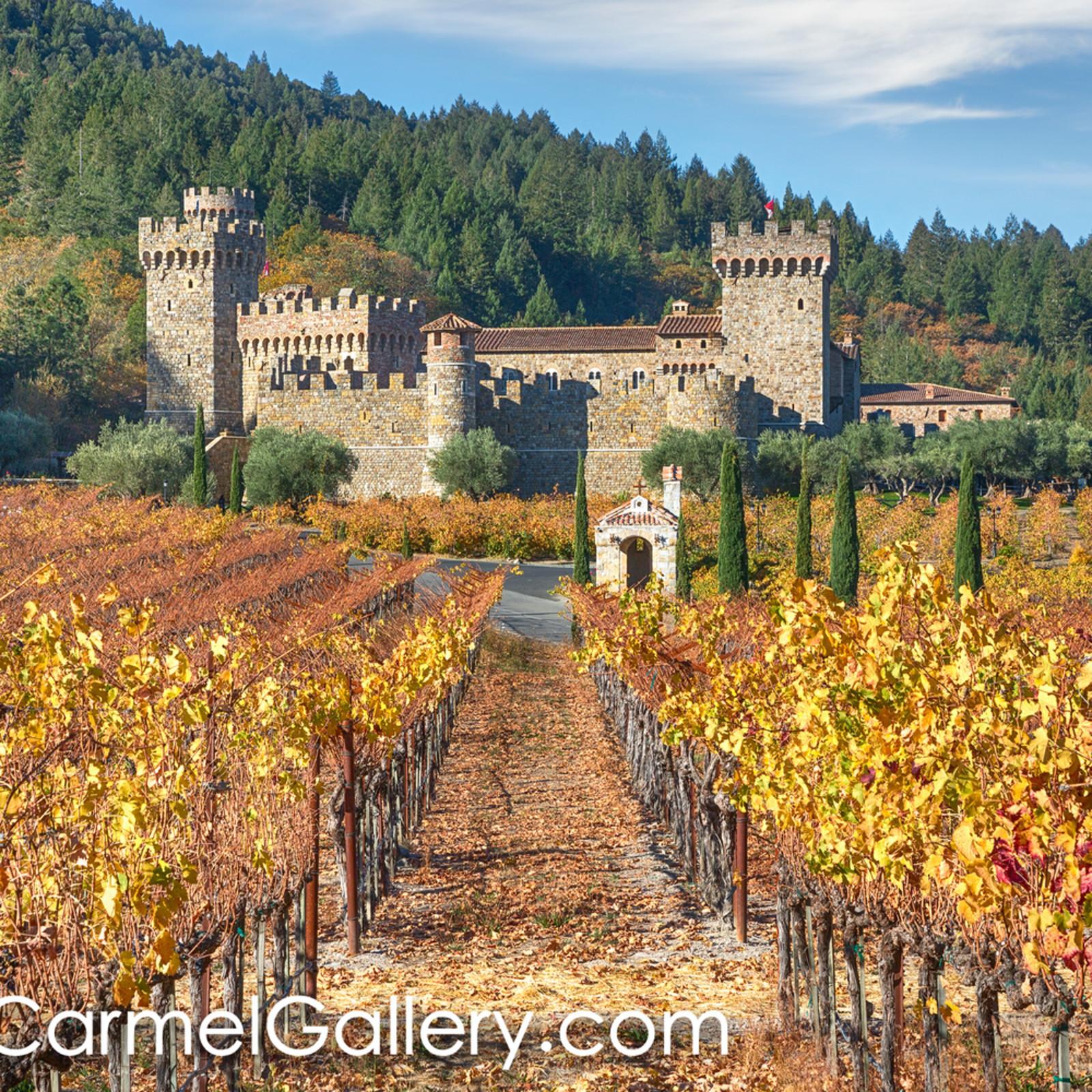 Autumn at the castle luijoe