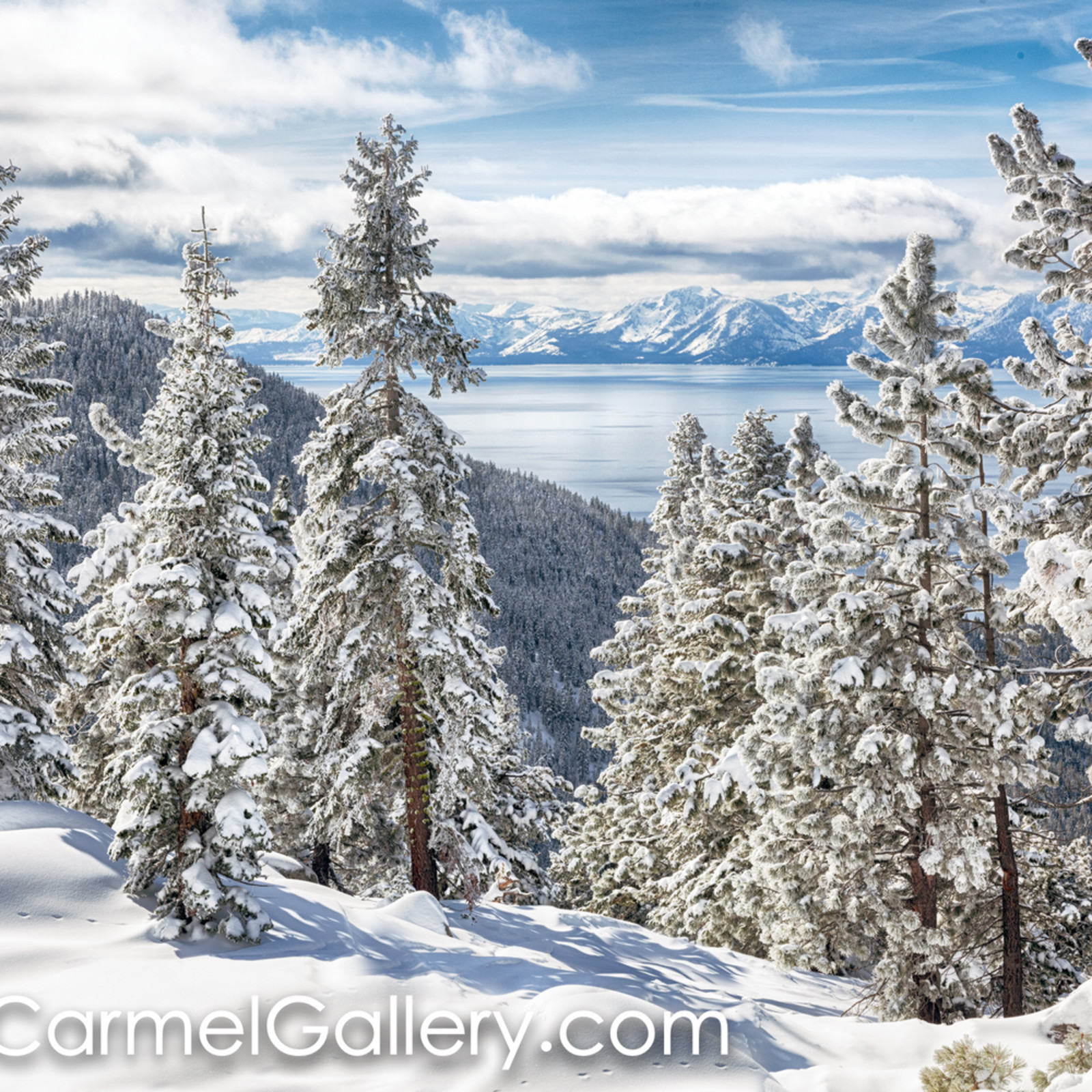 Clearing tahoe storm kf8sol