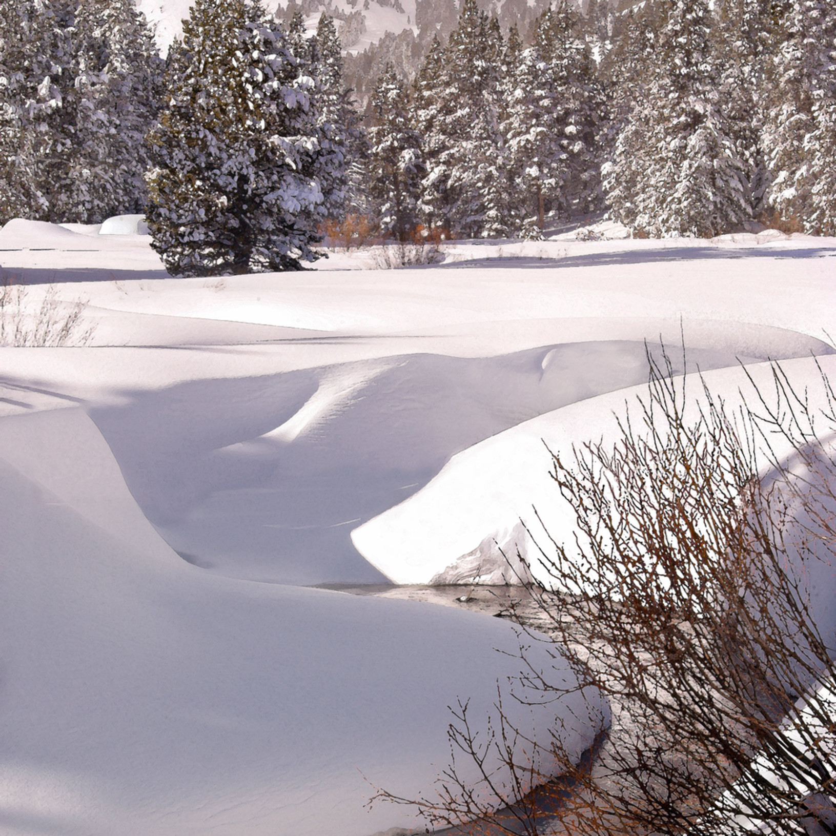 Prosser creek euer valley f2tuqg