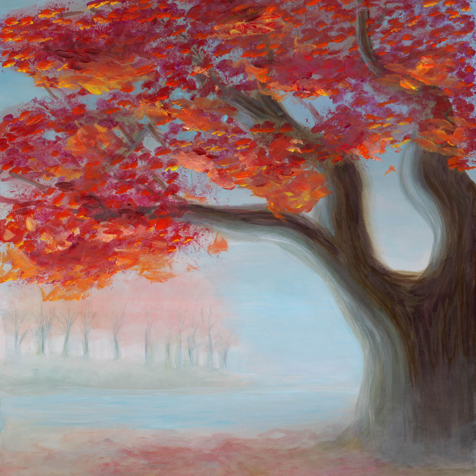 Parker rebecca   foggy autumn 20x24 zwmxyu