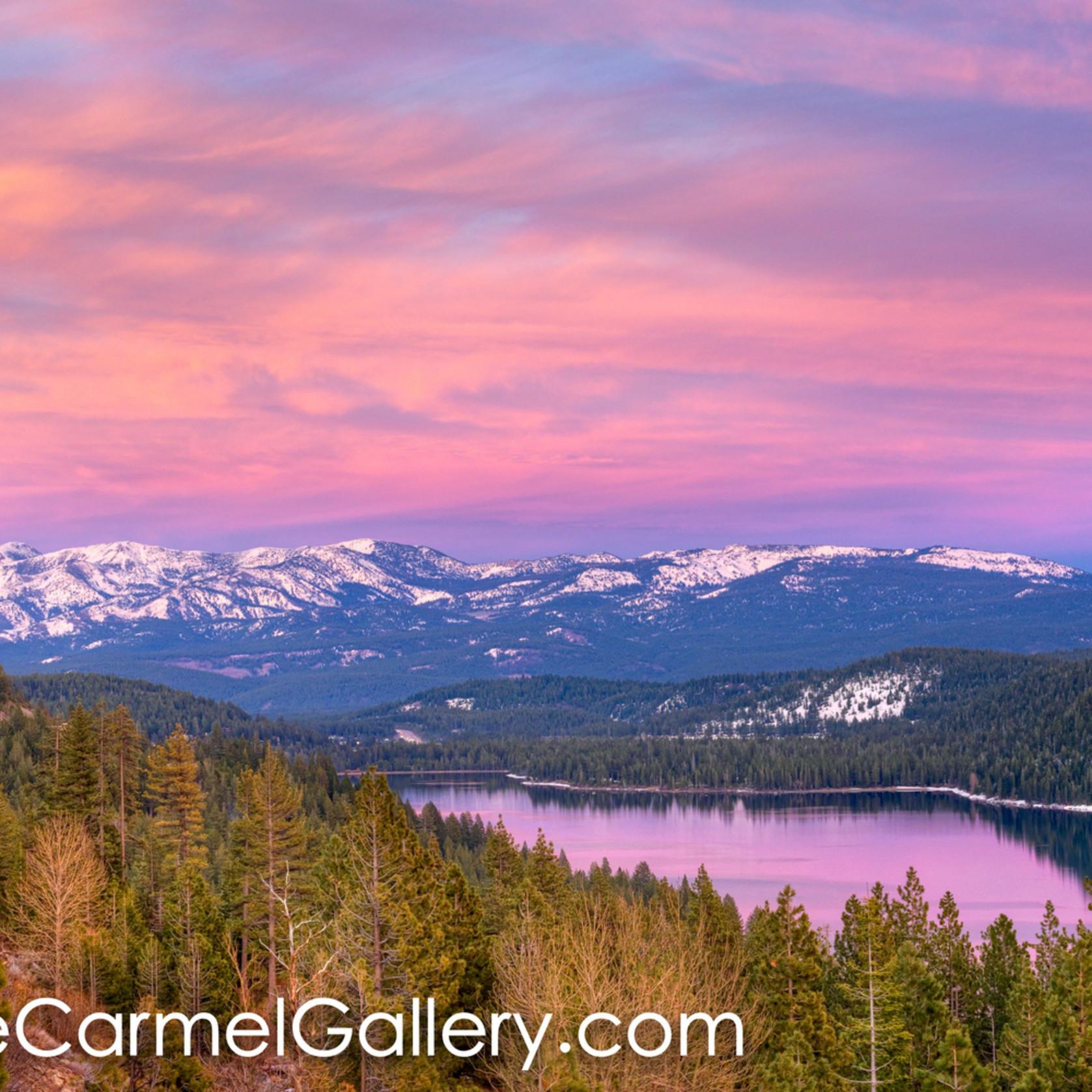 April sunset donner lake tkohwm