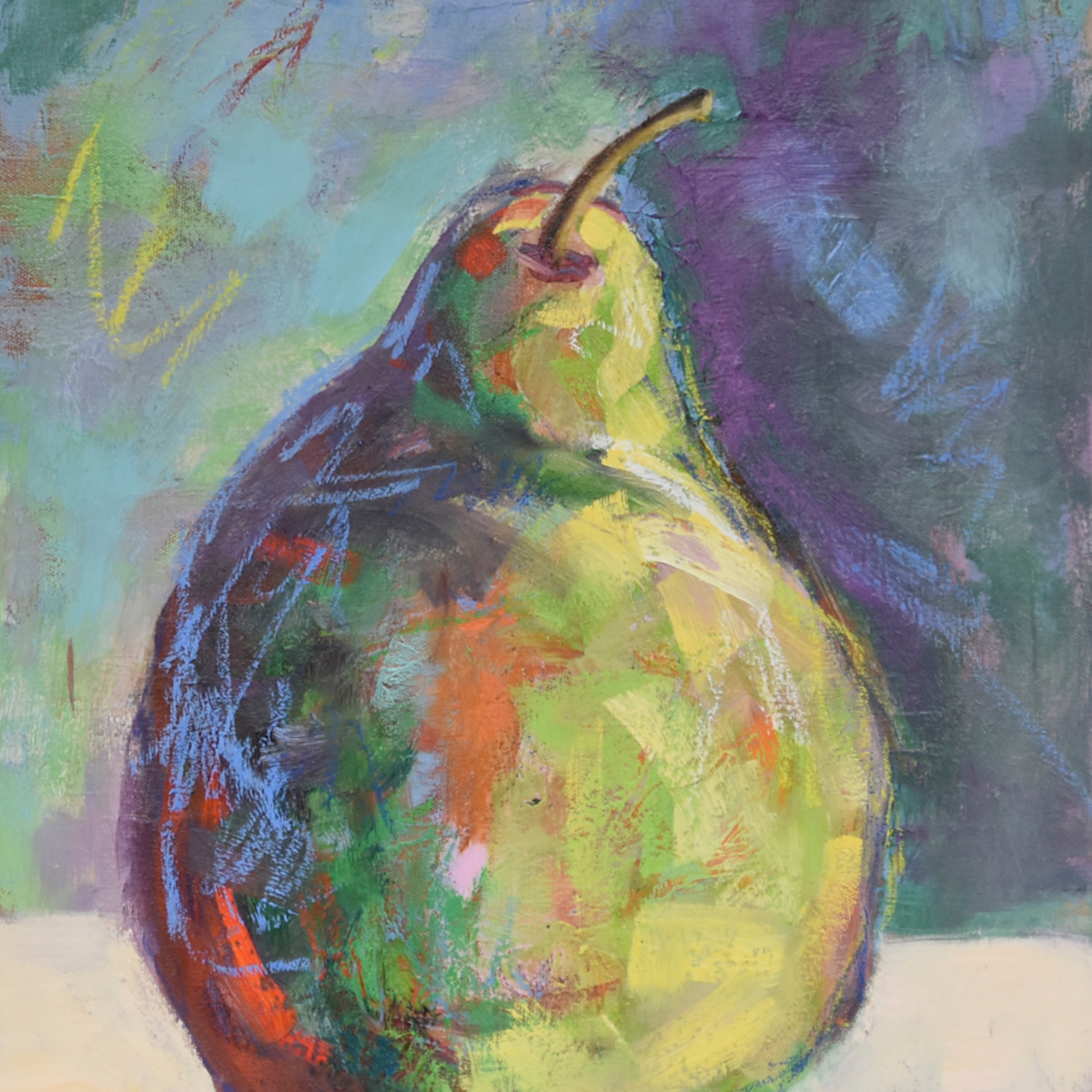 One single pear olt842