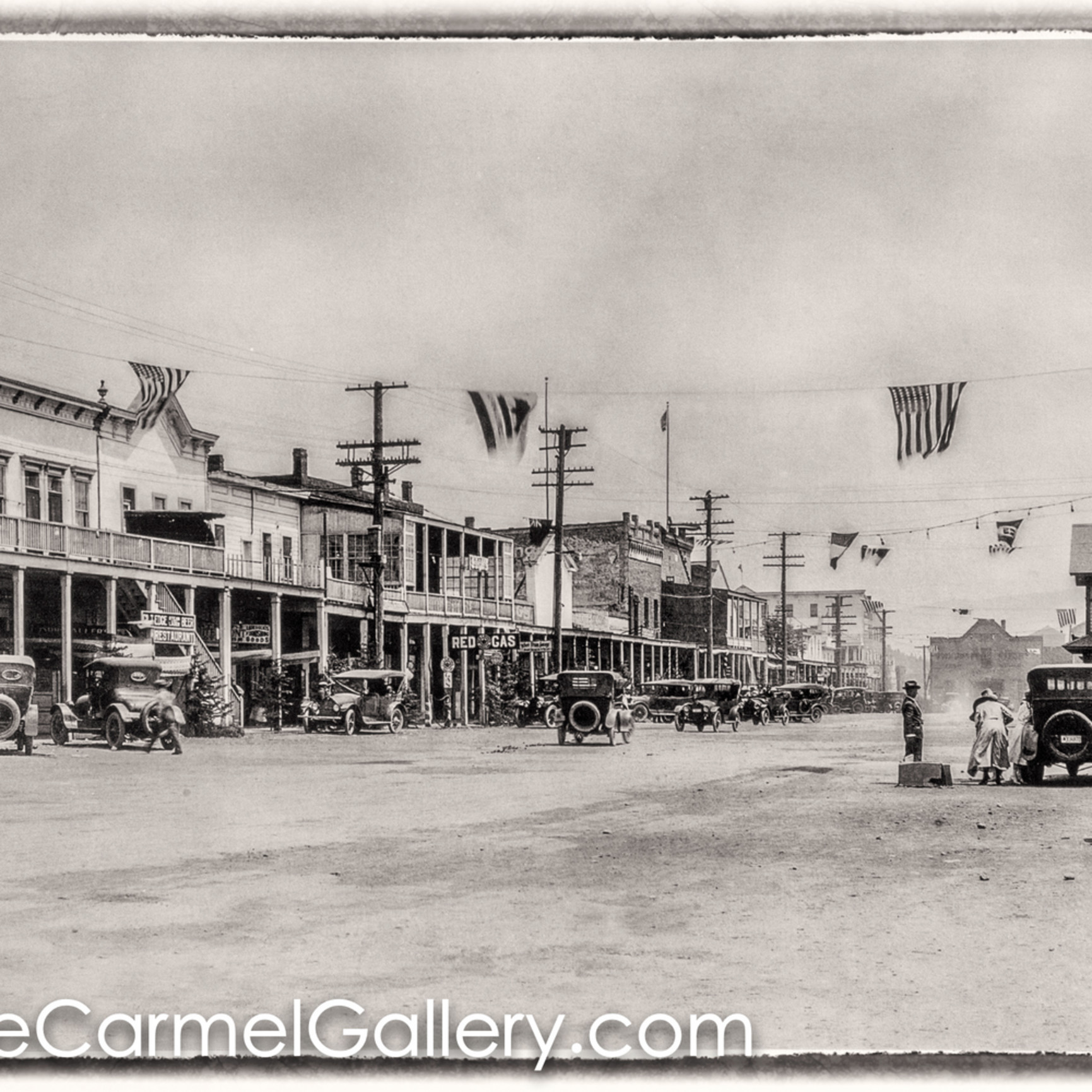 Truckee main street 1920 s ajynut