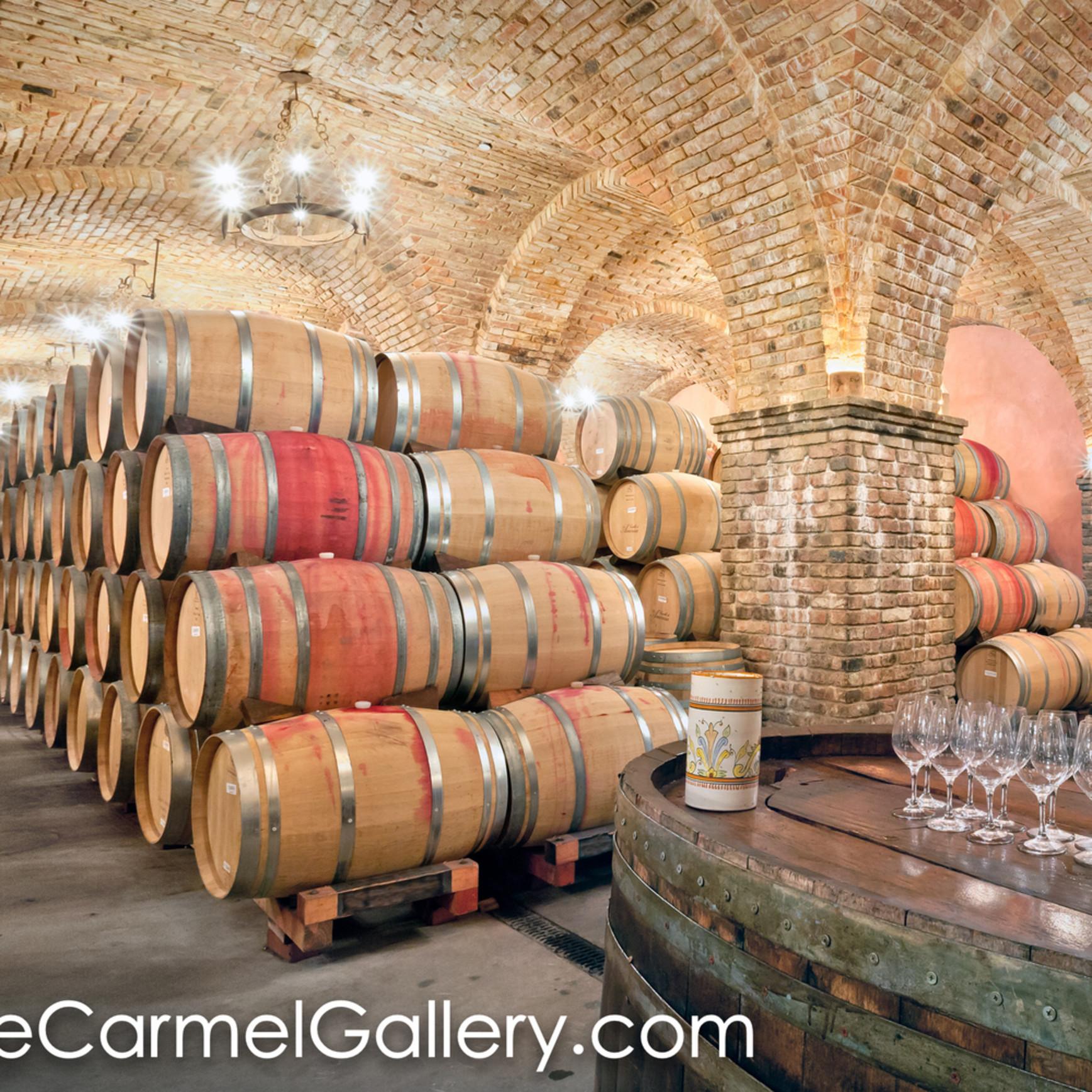 Cellar wine tasting bmadak