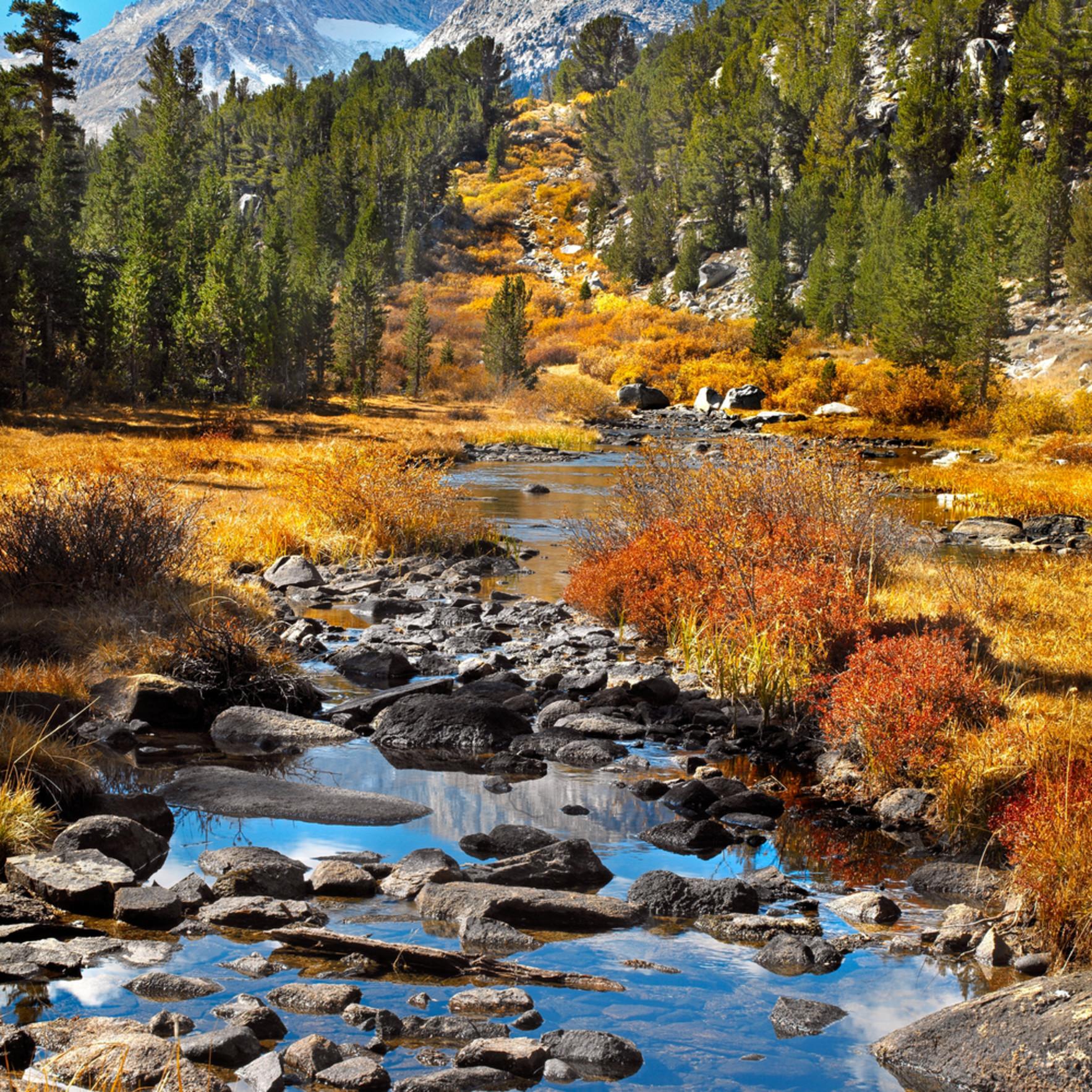 Autumn at rock creek tiuple