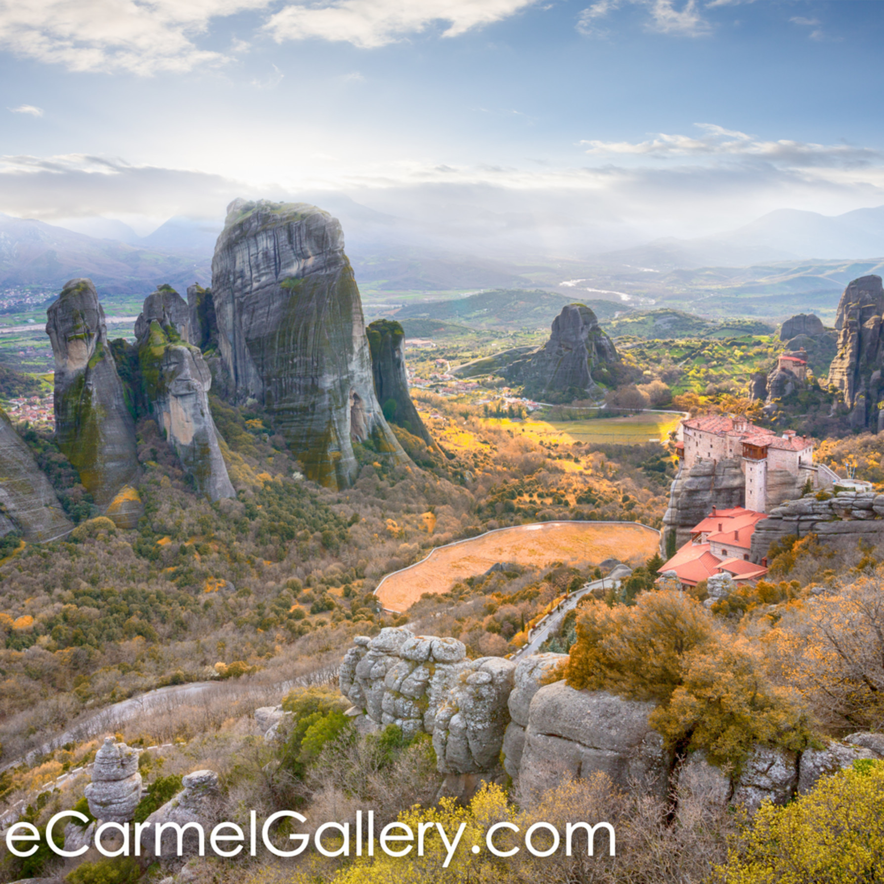 Afternoon light meteora qvvrpd