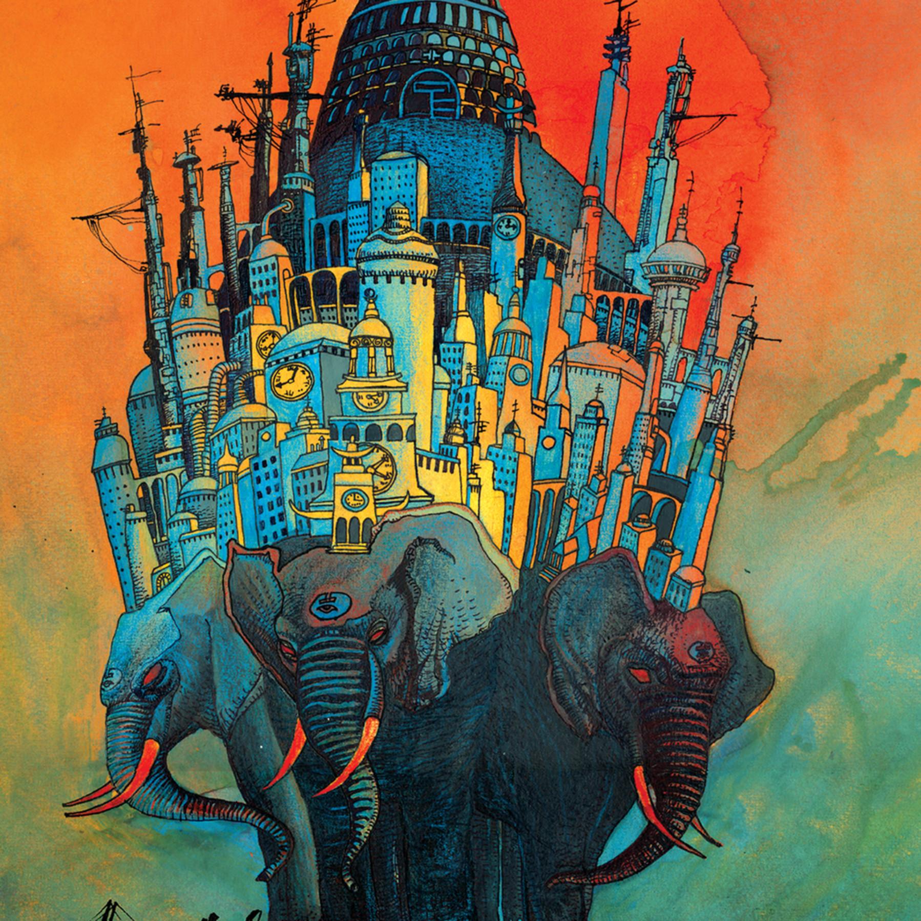 Elephants m9gx7n