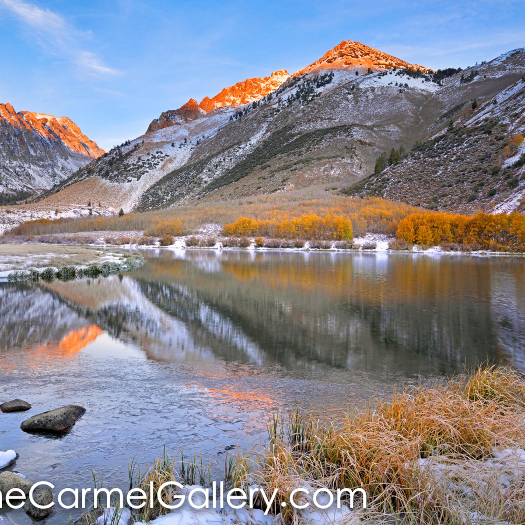 Autumn snow high sierra dlrits