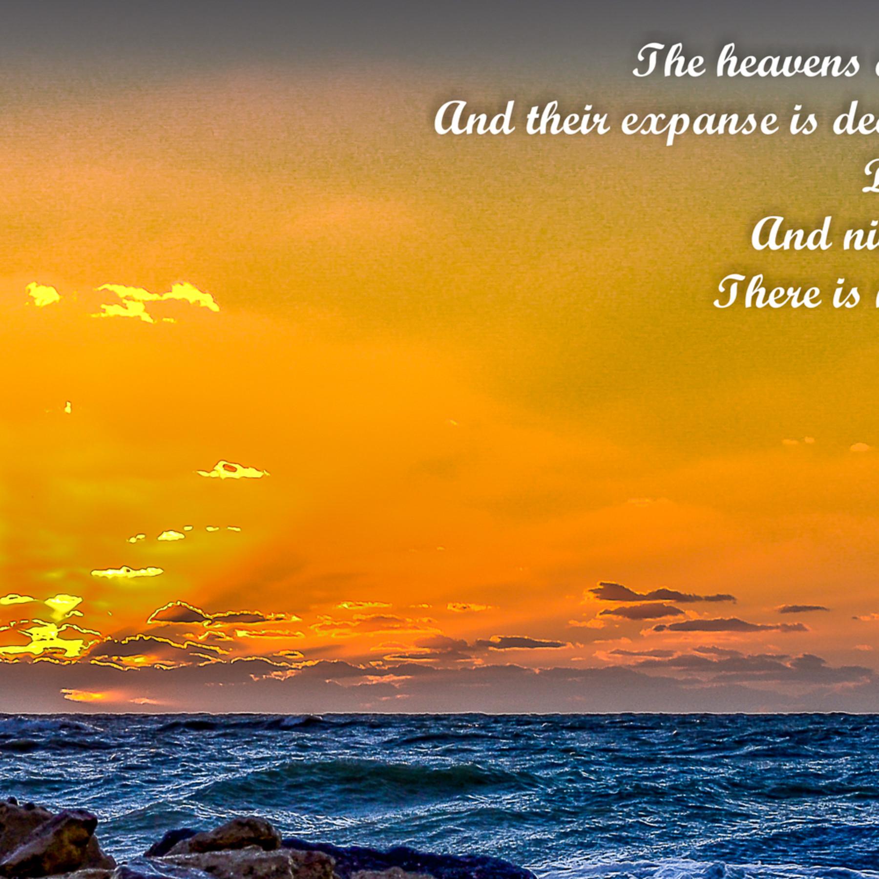 Psalms 19 pjxy0c