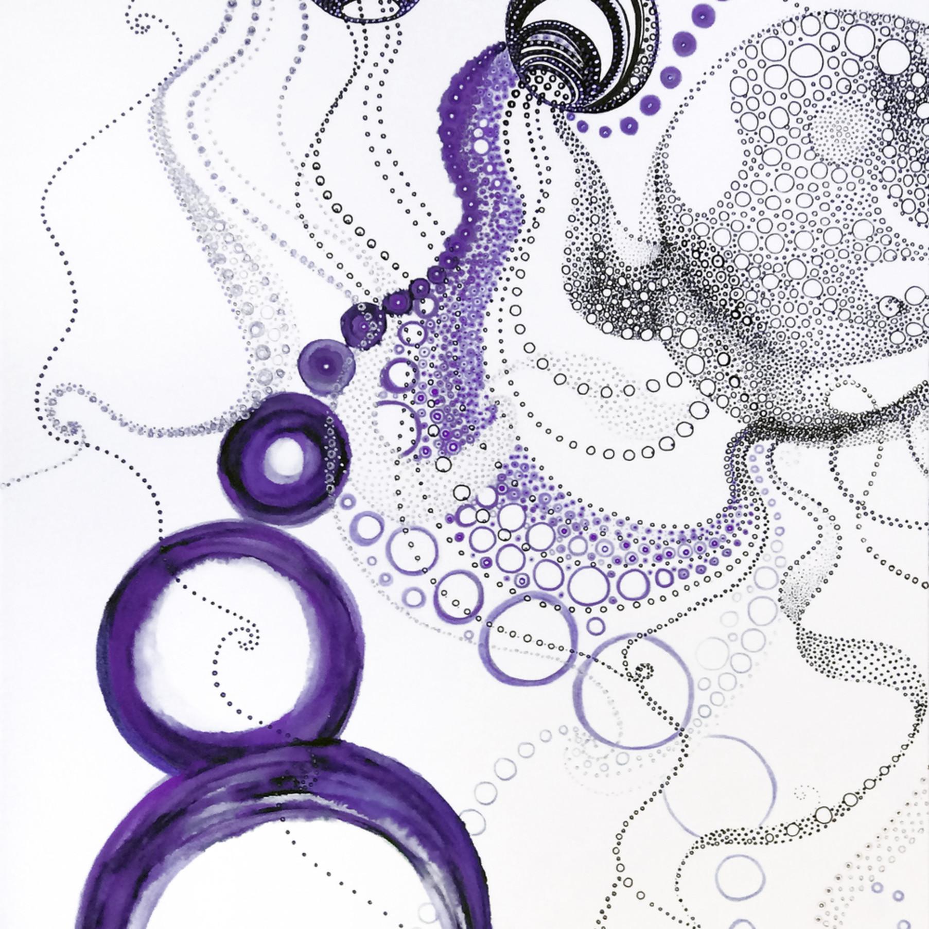 Maria circles1 purple rouscu