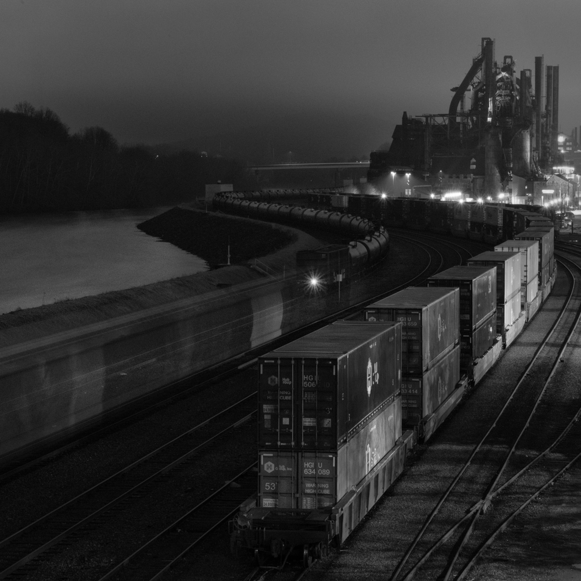 Along the tracks ii  h    michael sandy tl1b3h