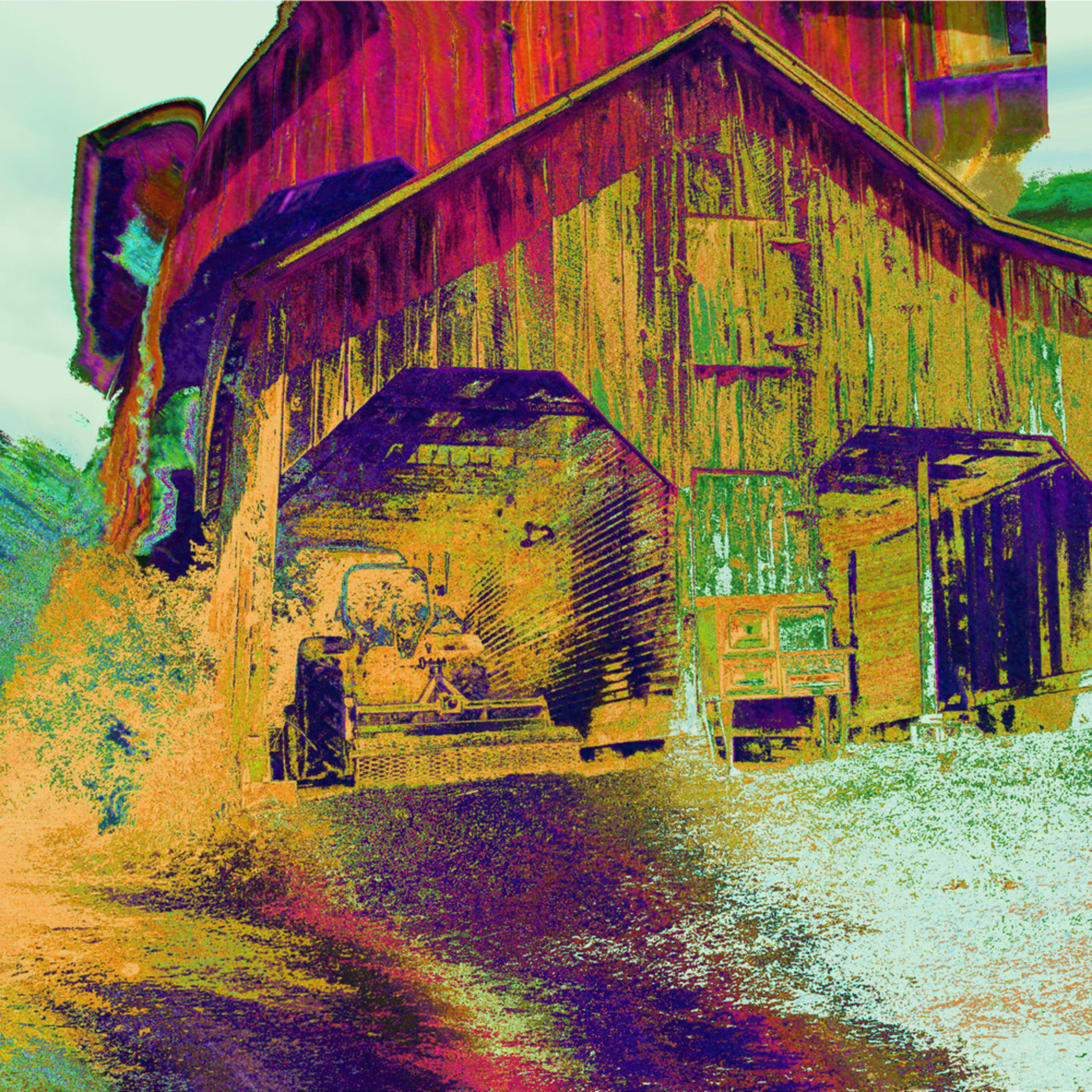 Mikes colorful barn i rvbgqt