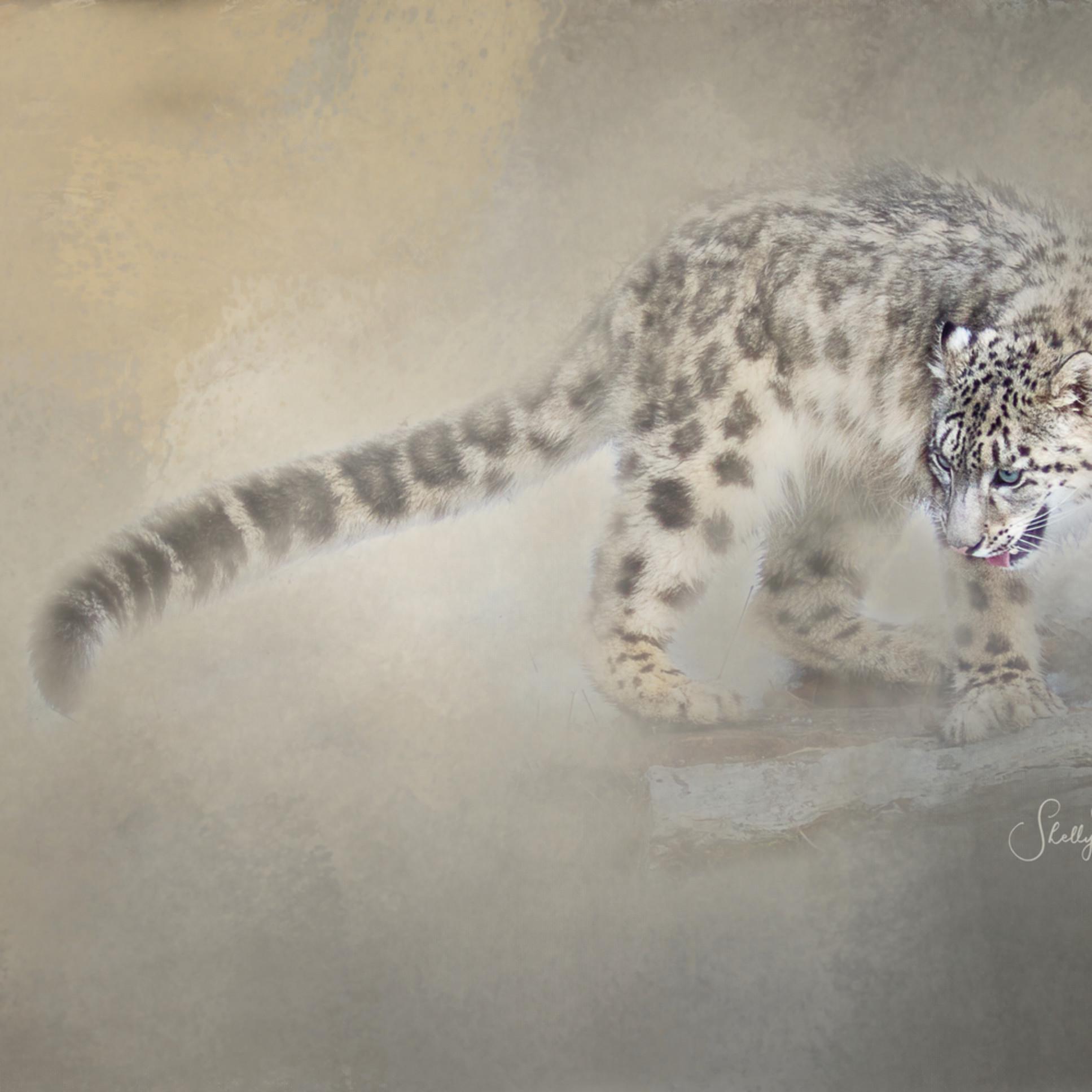Tripled snowleopard mystique 8733 uz1oyc