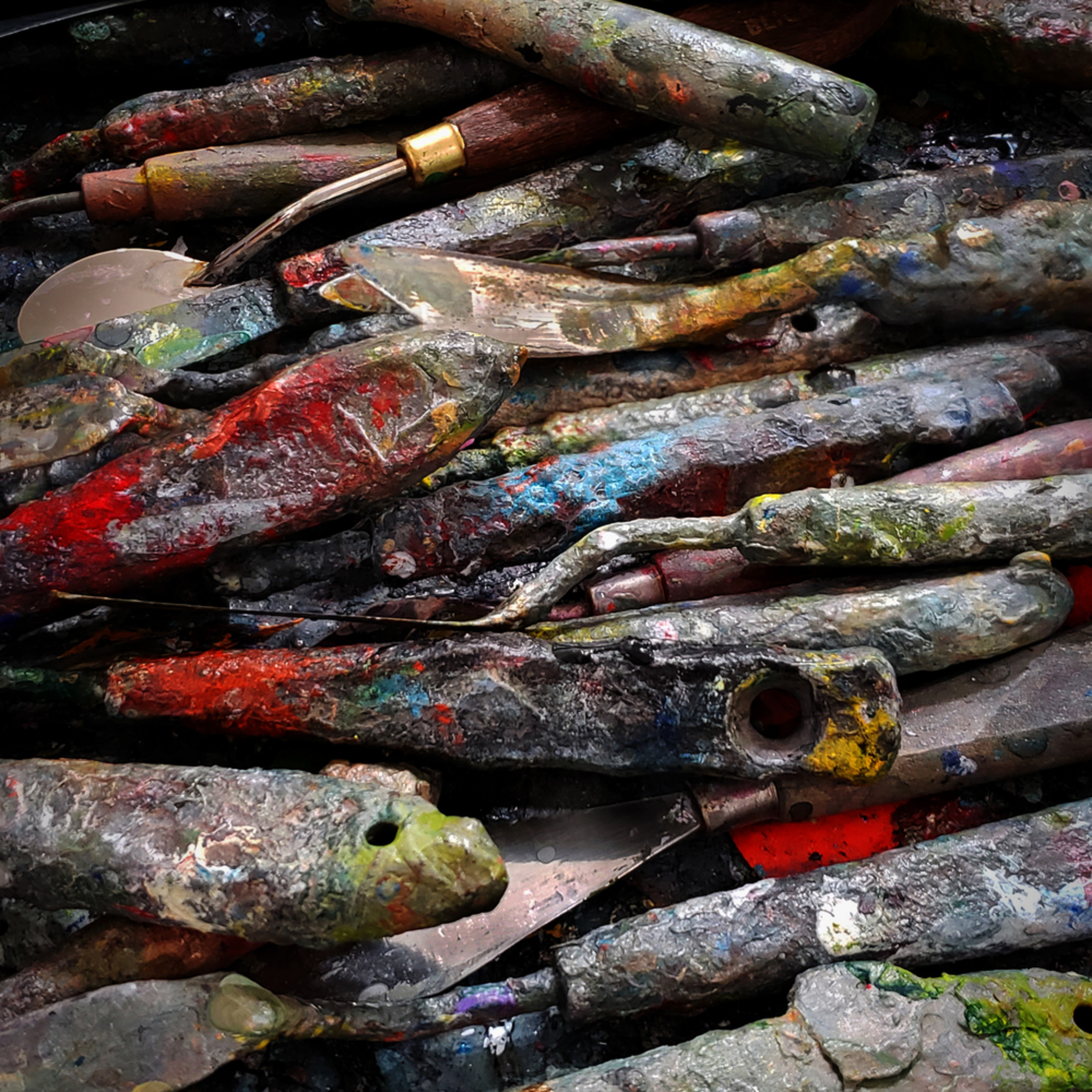 Palette knives sausolito ca ifbtcm