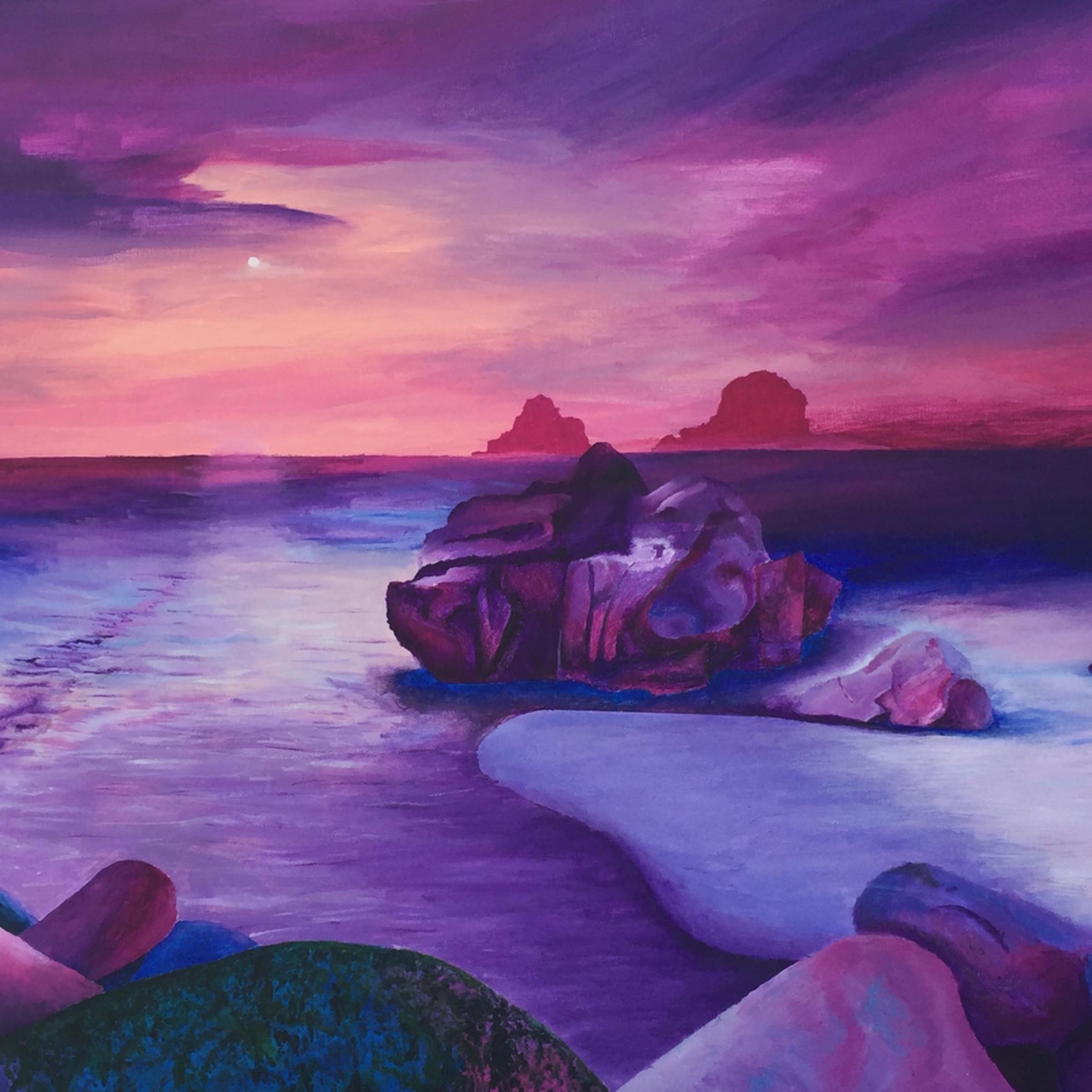 Nina stern surreal sunrise yyiveg