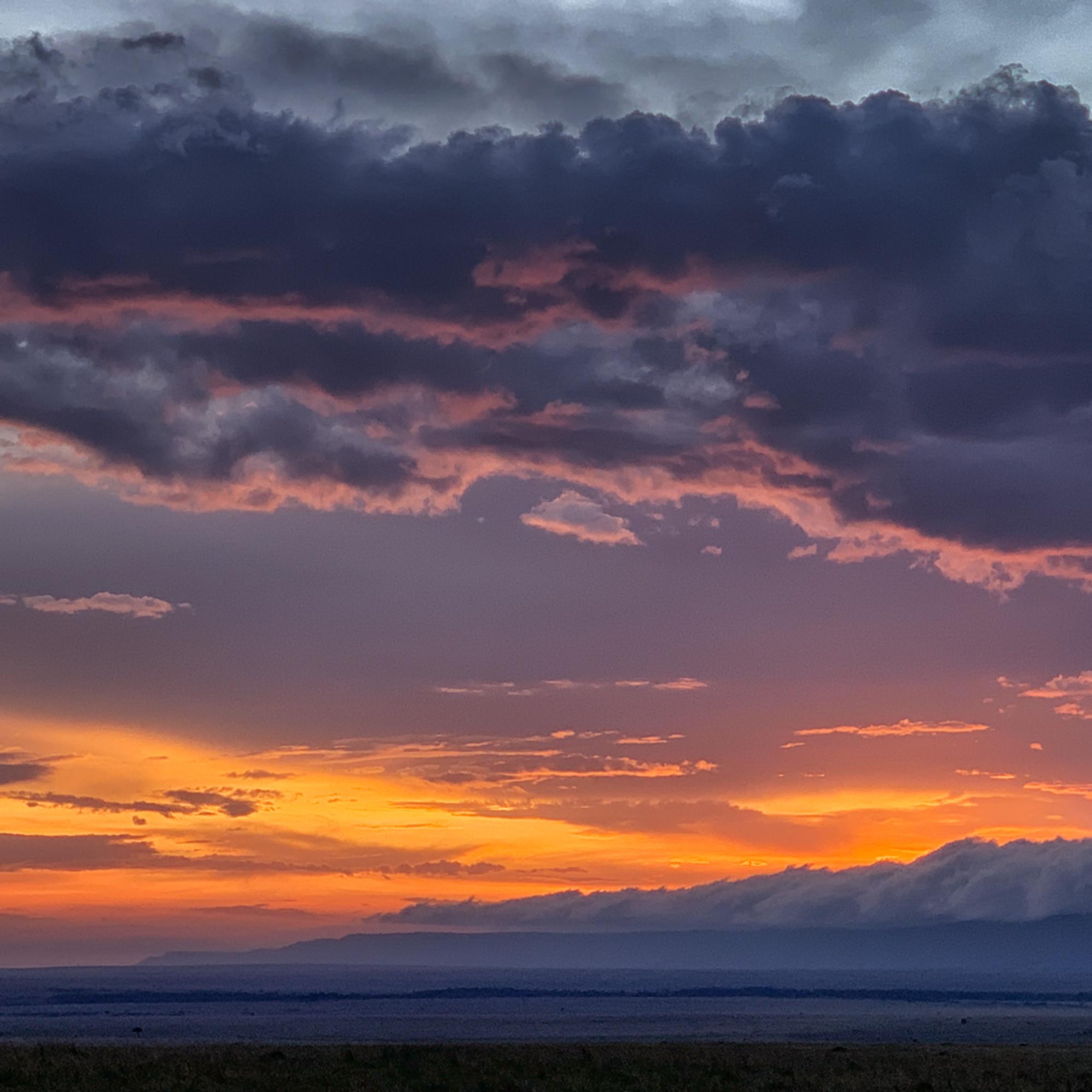 Mara sunset jvnijm
