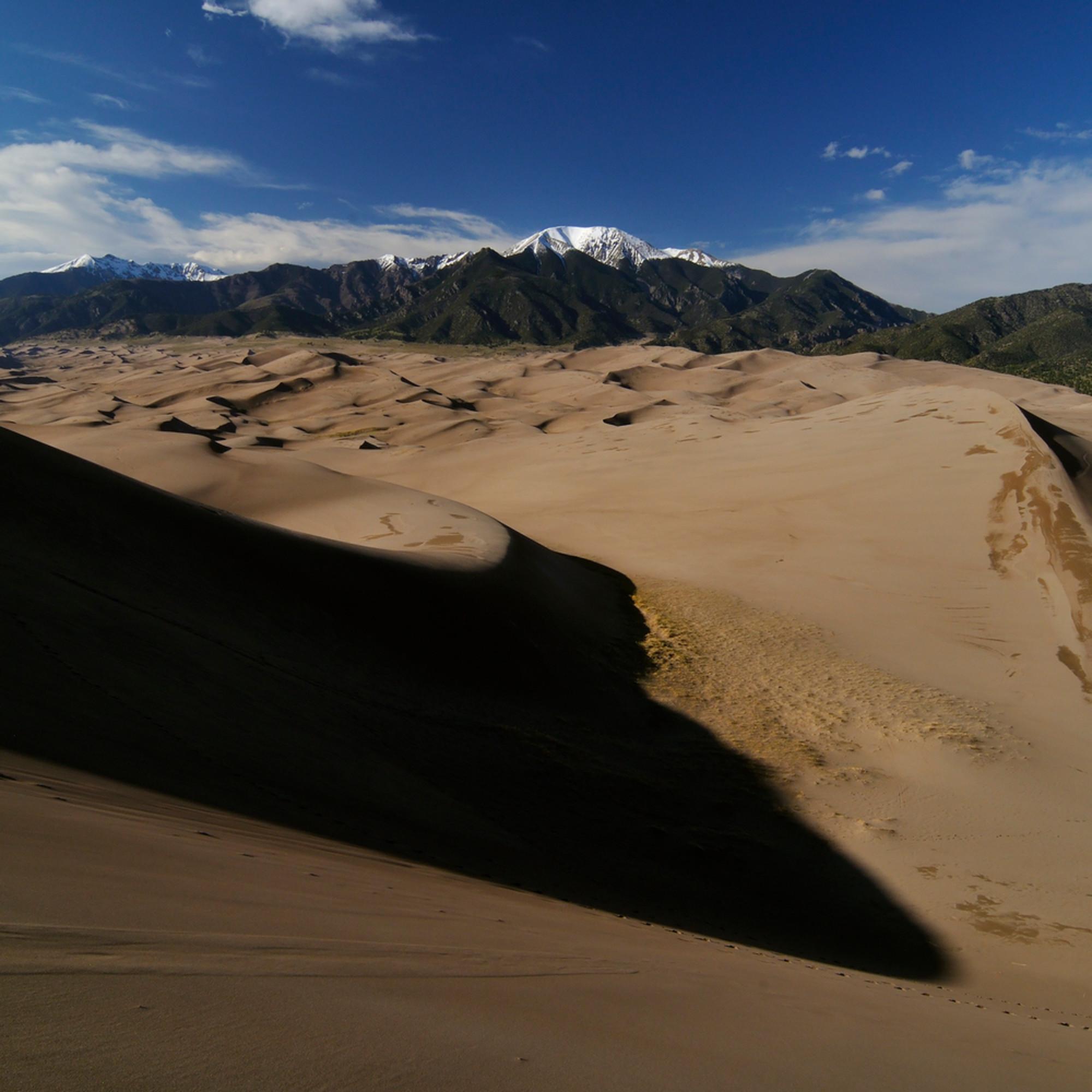 Sangre de cristo mountains from high dune 4 fttsto