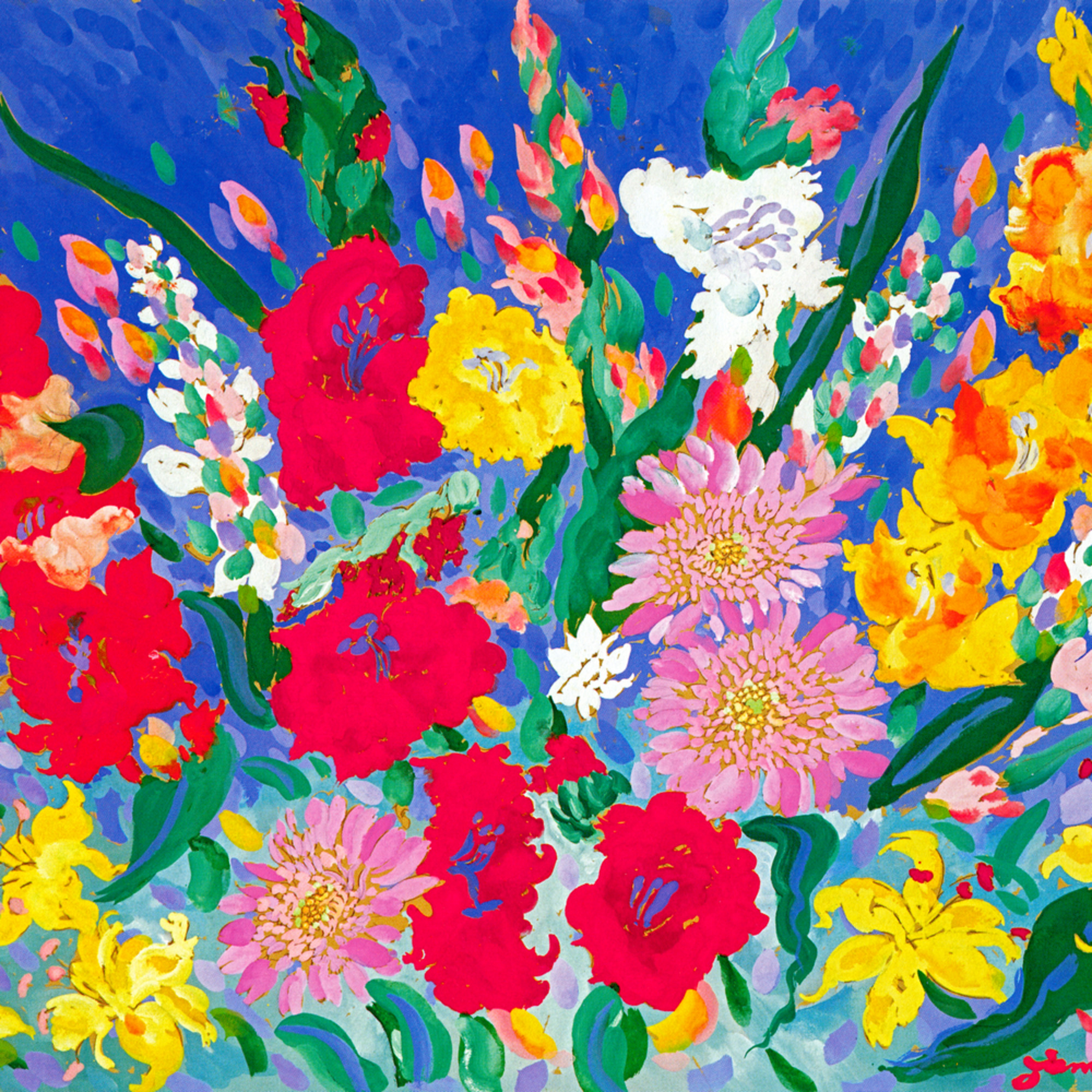 Flowers ii ligwkq