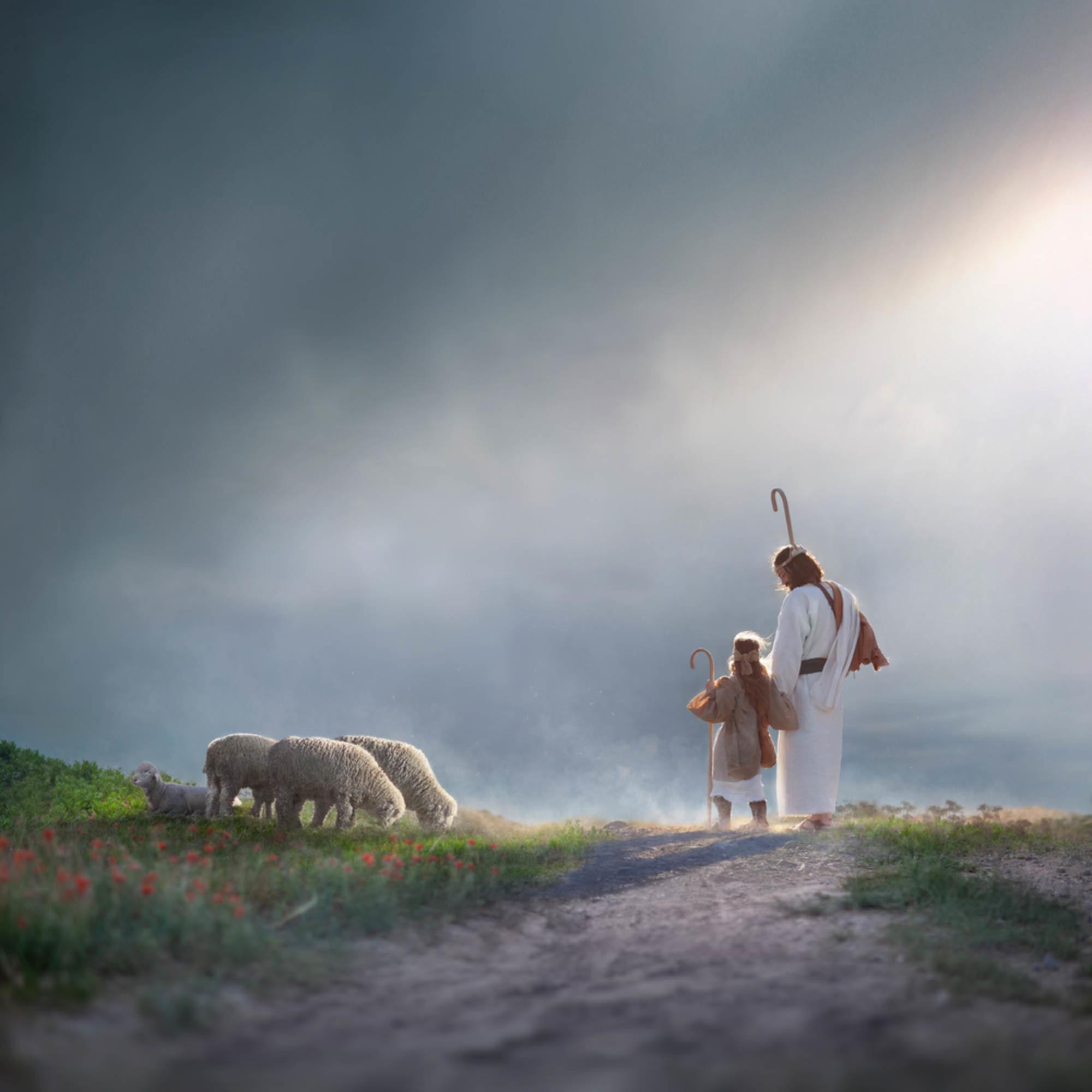 Kelsy and jesse lightweave my young shepherd qi4vaz